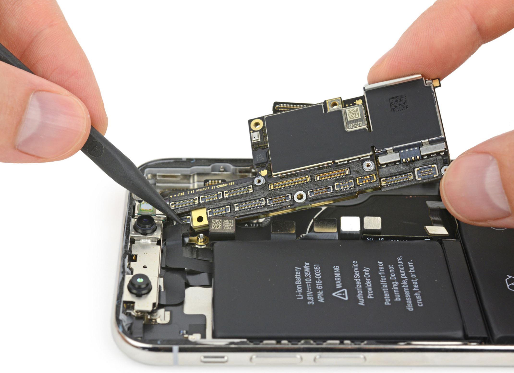iphone ifixit