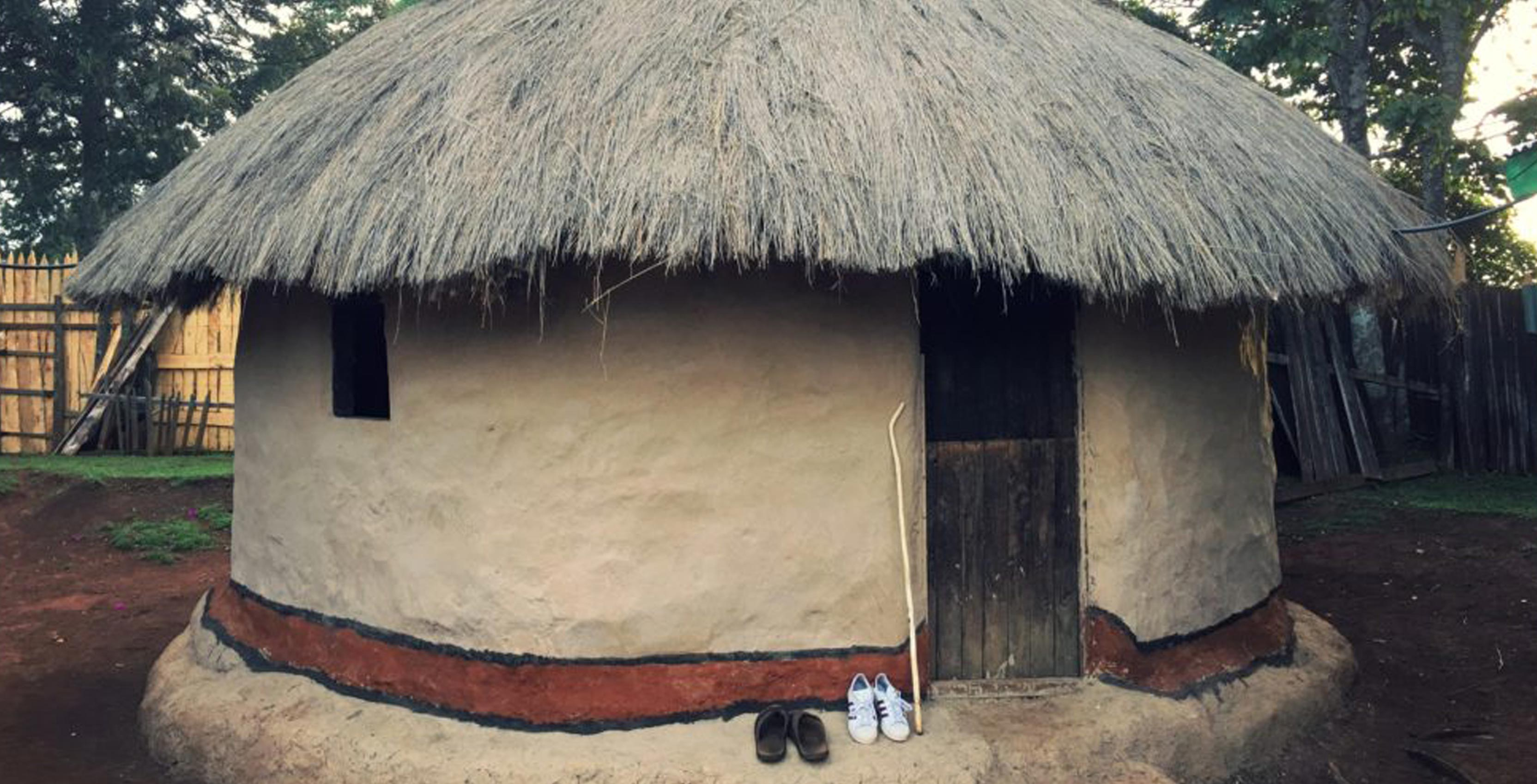 As of november 7th 2017 a mud house in the kenyan village of metipso will be the first in the world host to a full fledged digital broadcast