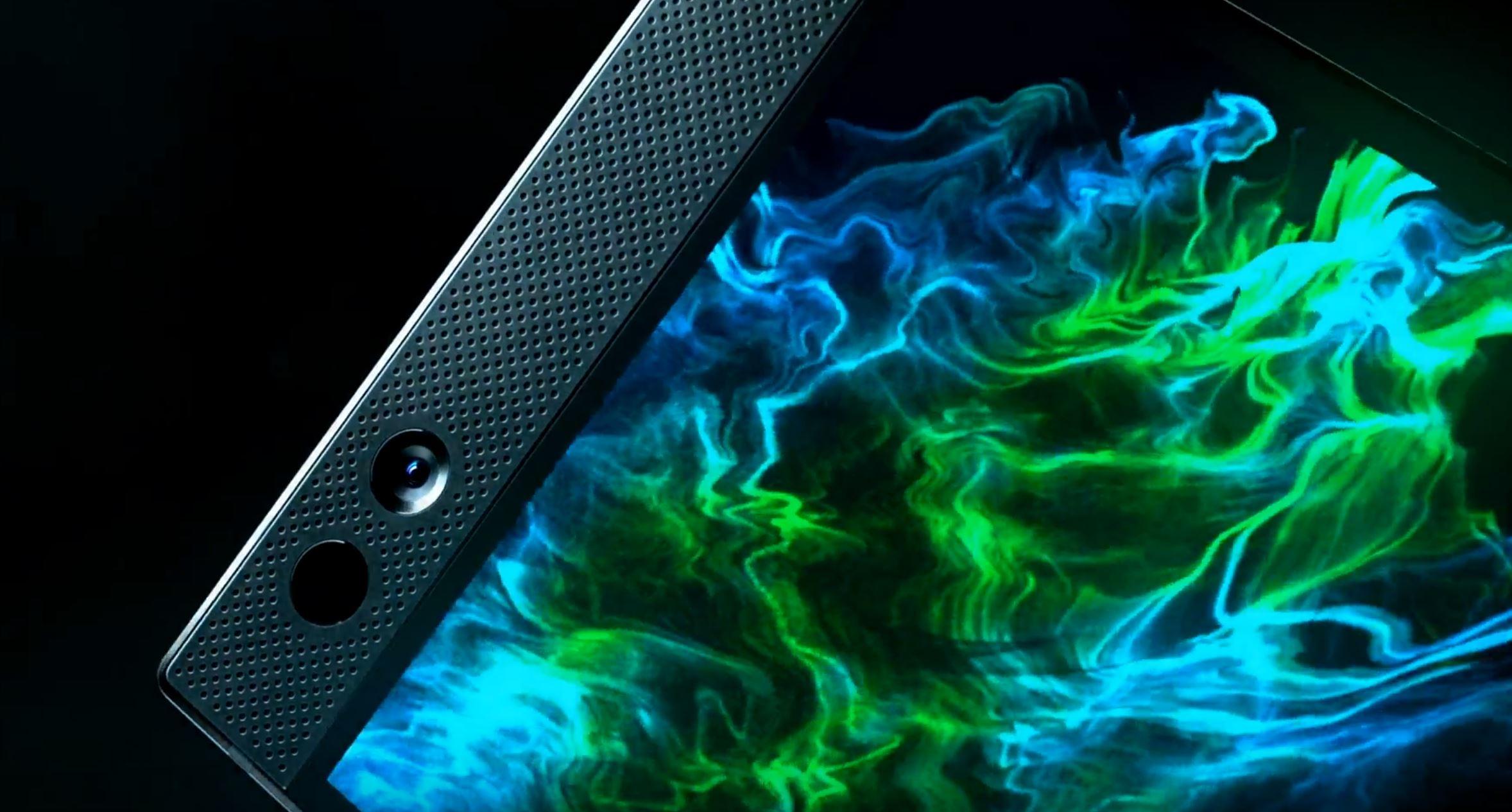 Razer Phone speaker