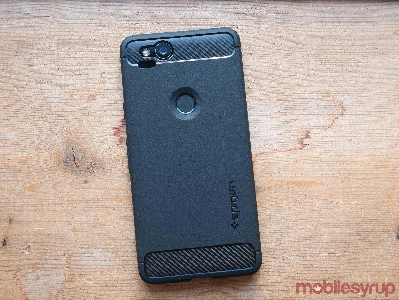 buy online 644bb b91e1 A Look at Spigen's best Pixel 2 cases