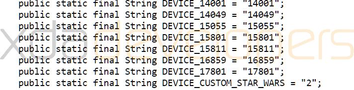 Star Wars OnePlus 5T code