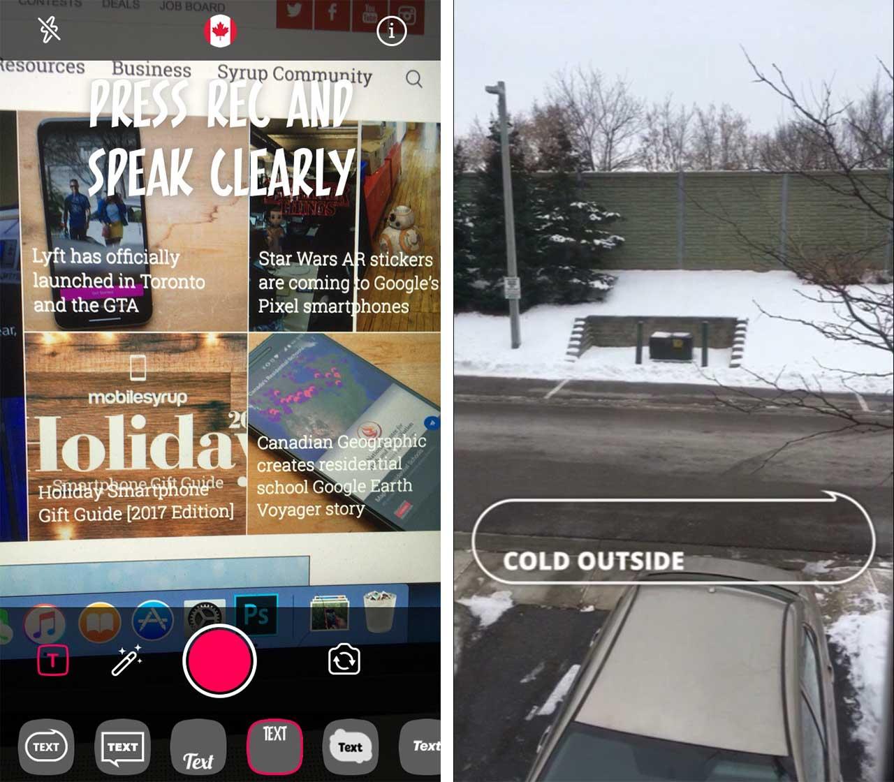 Clipomatic app video editing