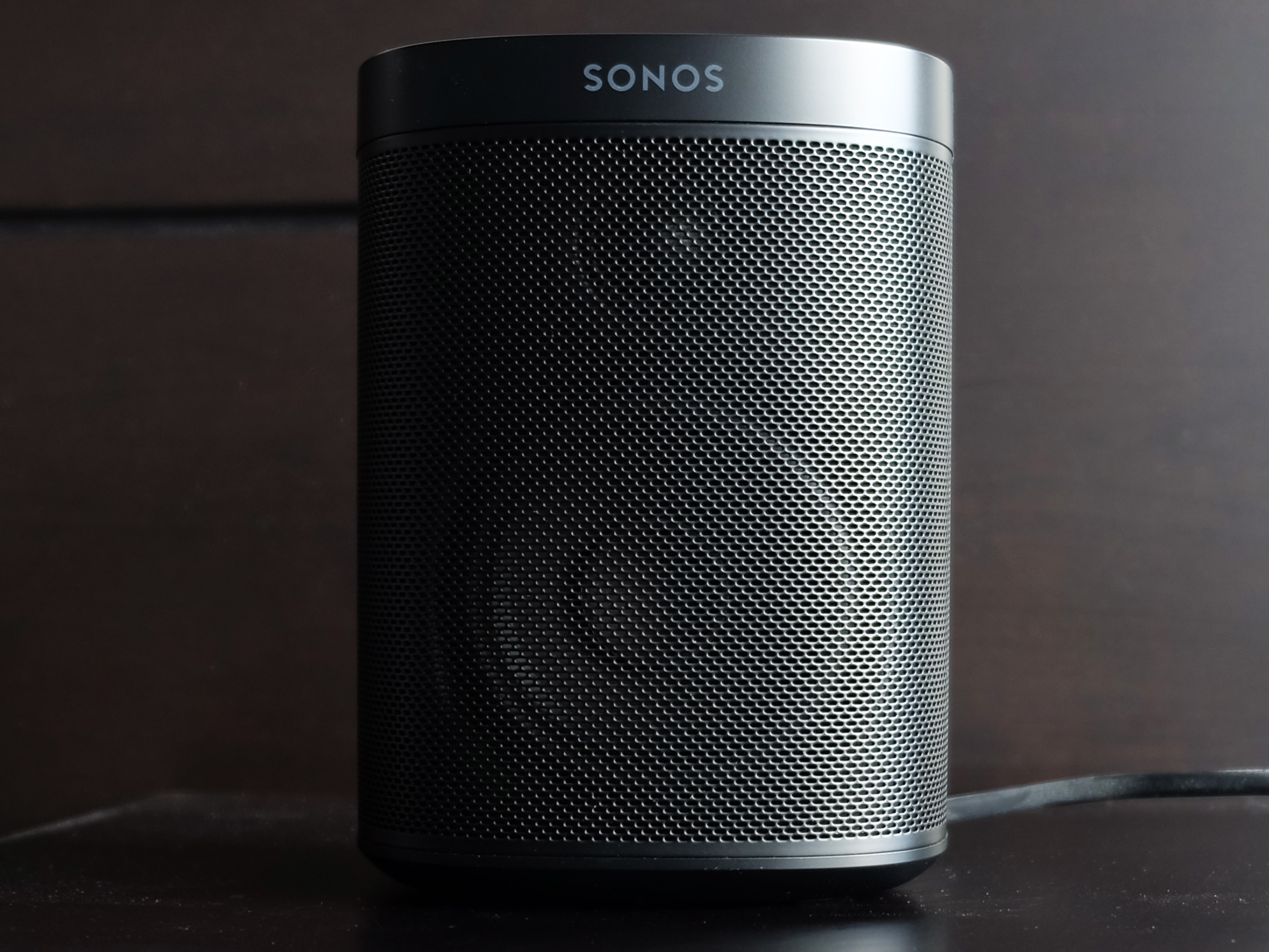 Sonos One front