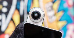 Essential Phone and Essential 360 Camera