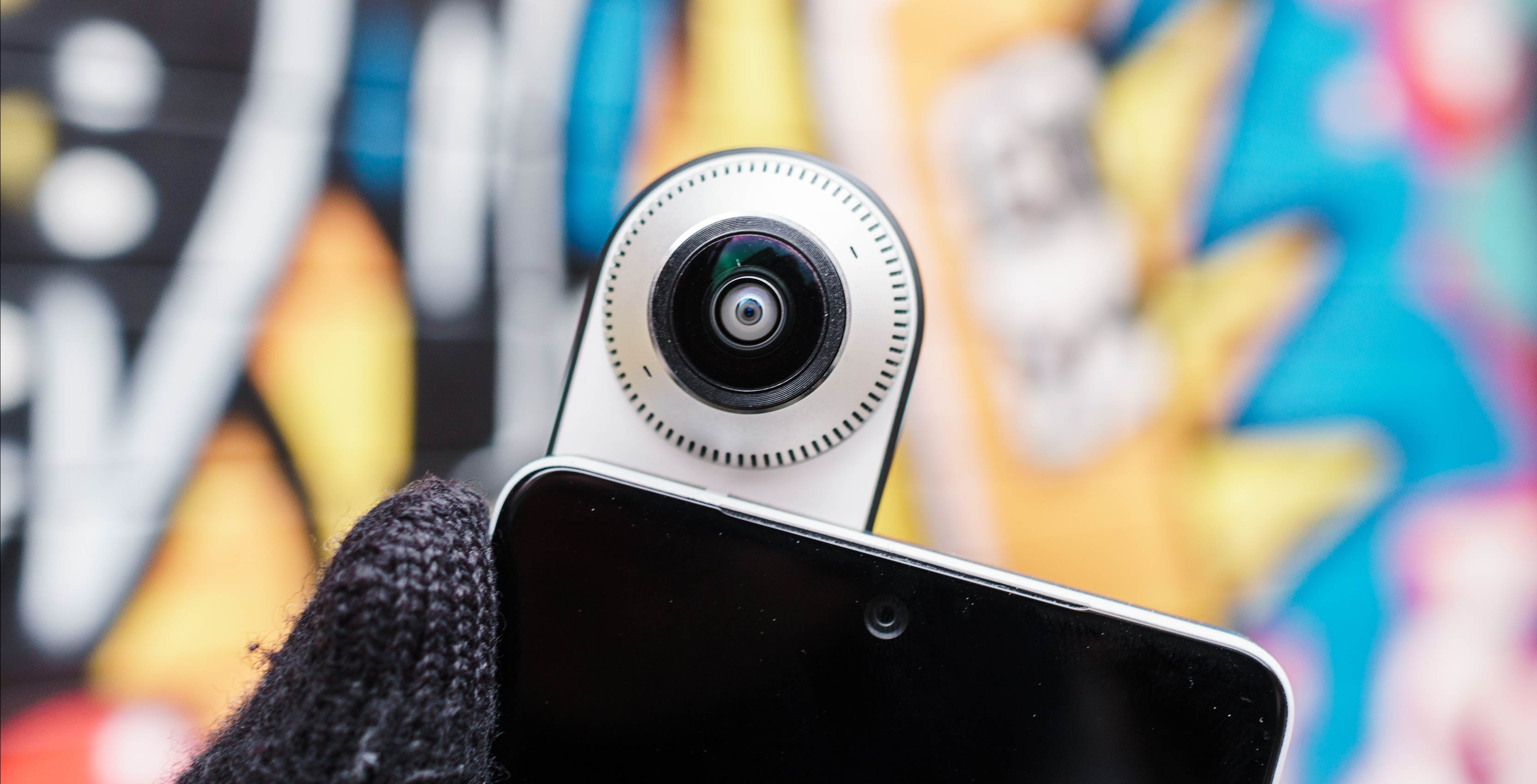 Essential Phone and Essential 360 Camera