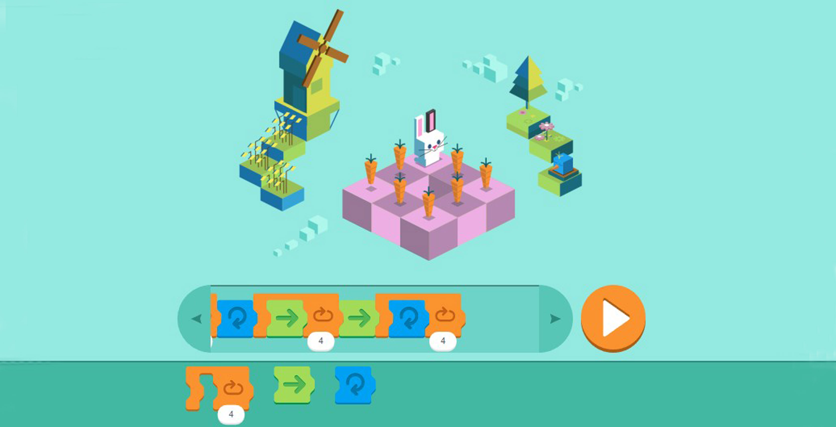 Google's newest Doodle celebrates 50 years of kids coding