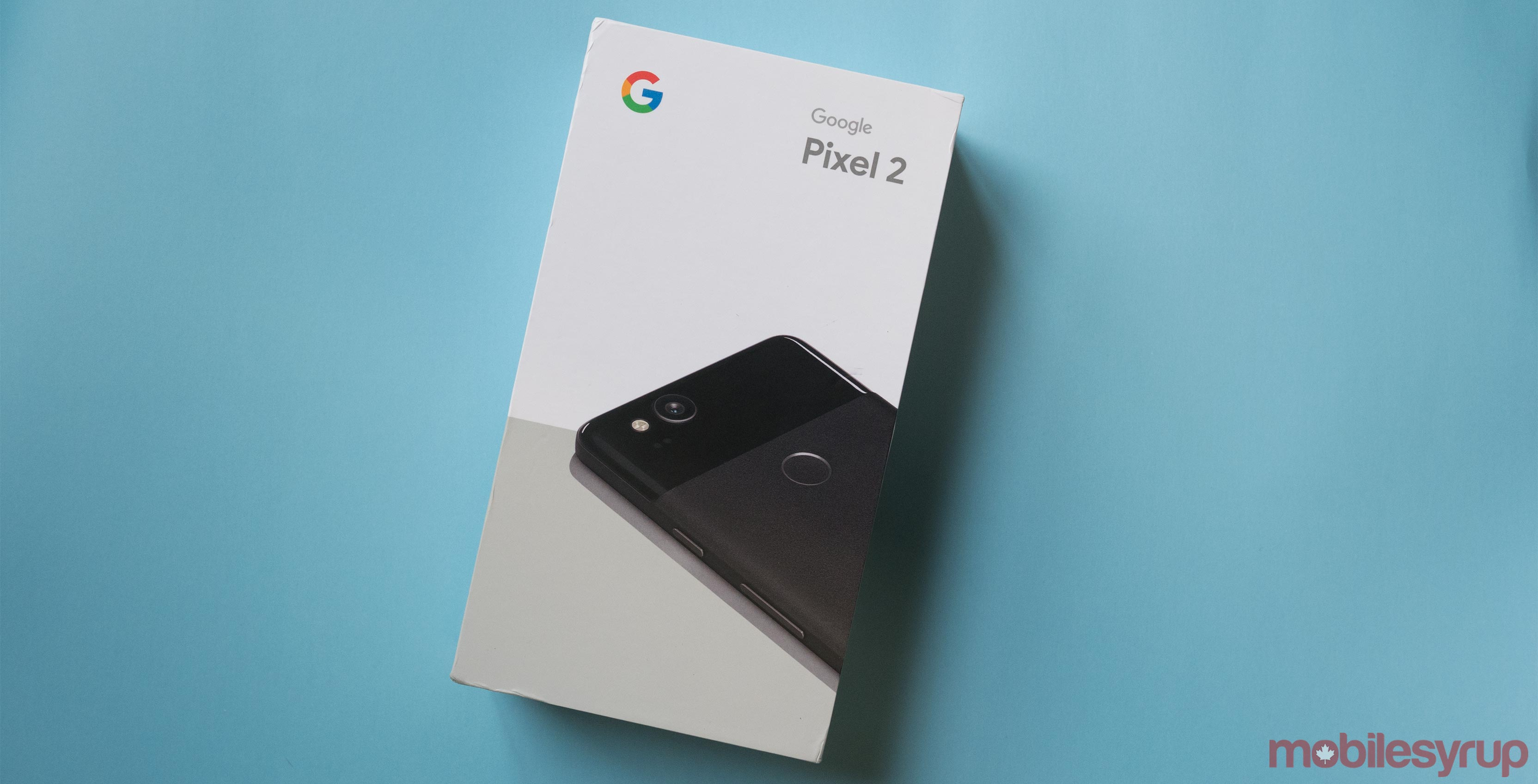 Winner announced in our Bell Google Pixel 2 contest!