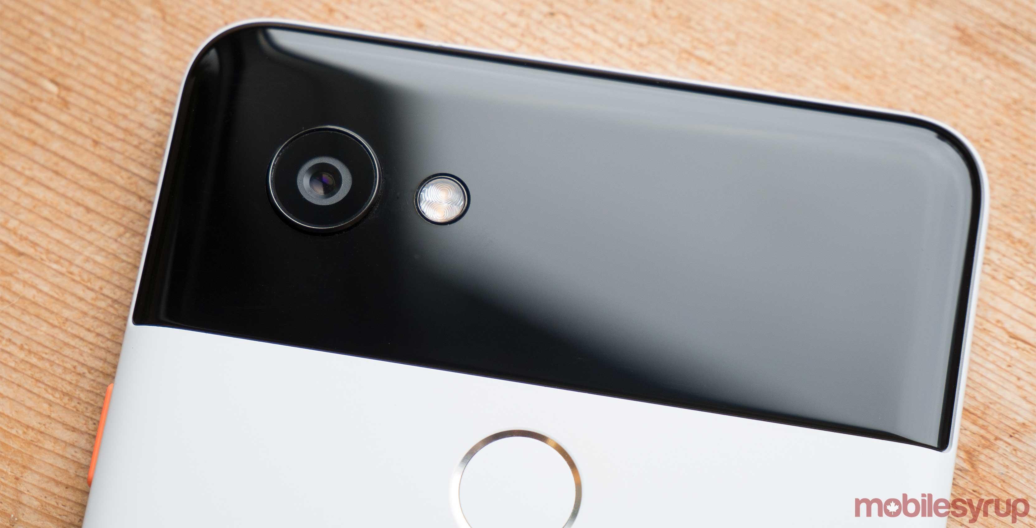 Google's new Pixel 2 XL