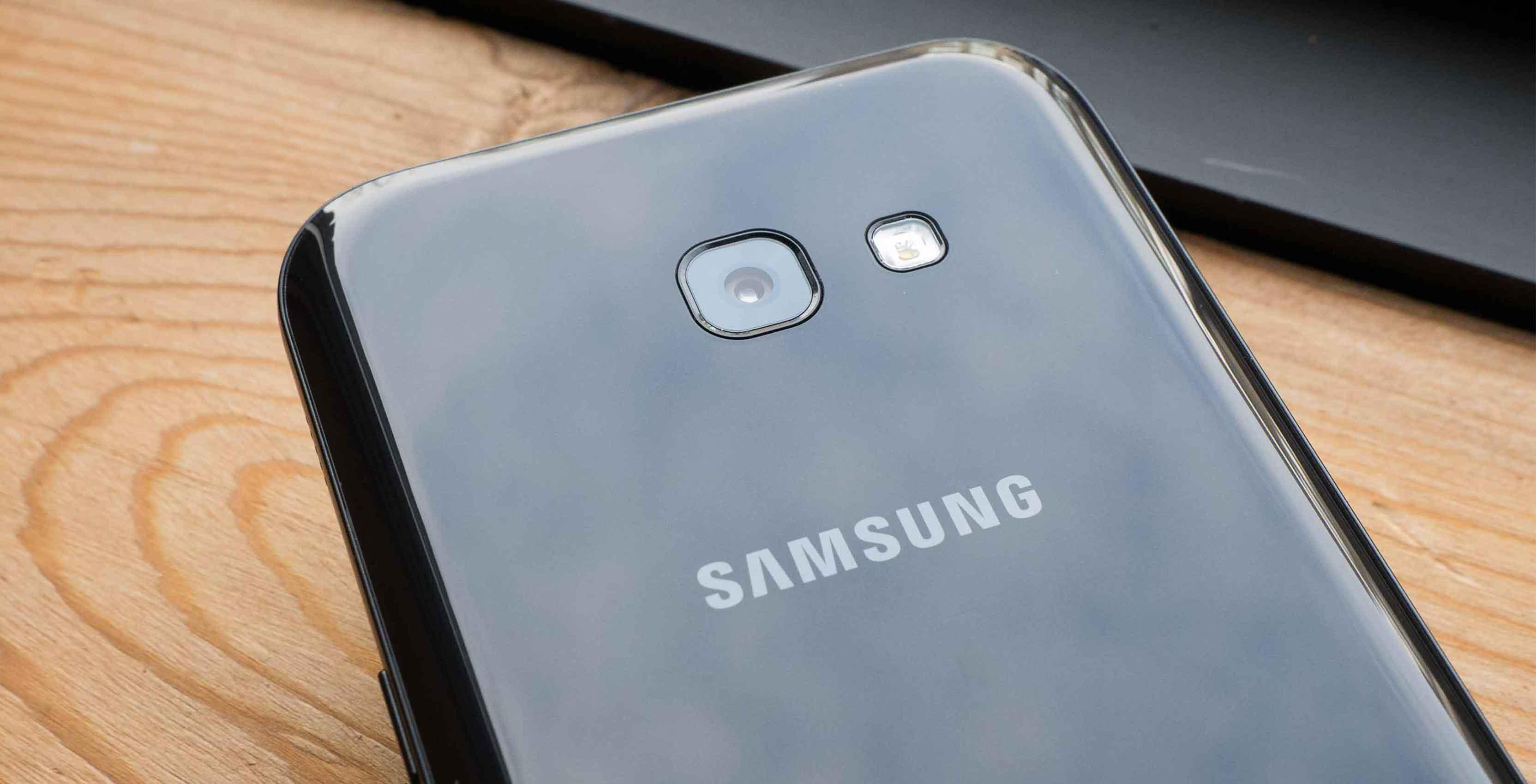 Samsung Galaxy A5 rear camera