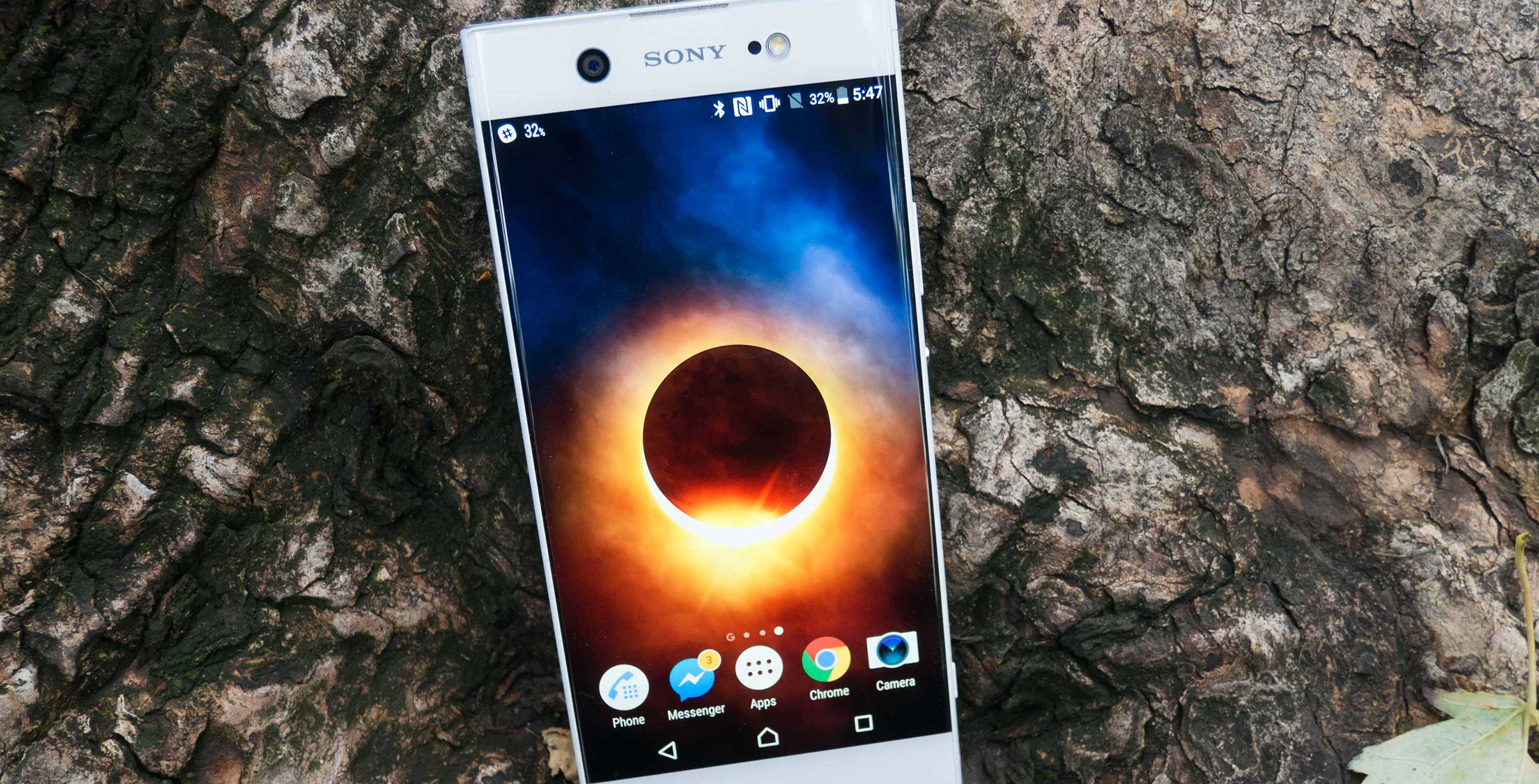 Sony's Xperia XA1 Ultra is a midrange phone with a large