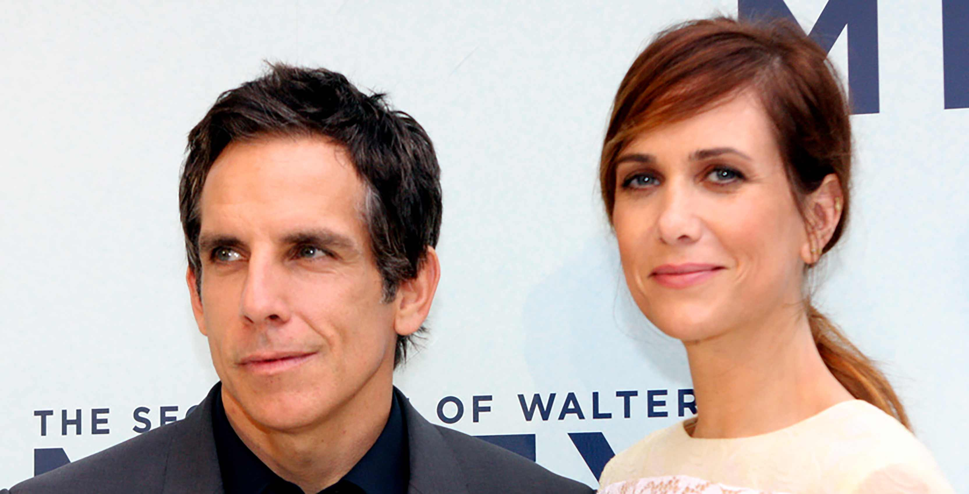 Ben Stiller and Kristen Wiig