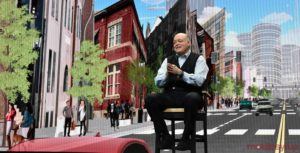 Ford CEO Jim Hackett at CES