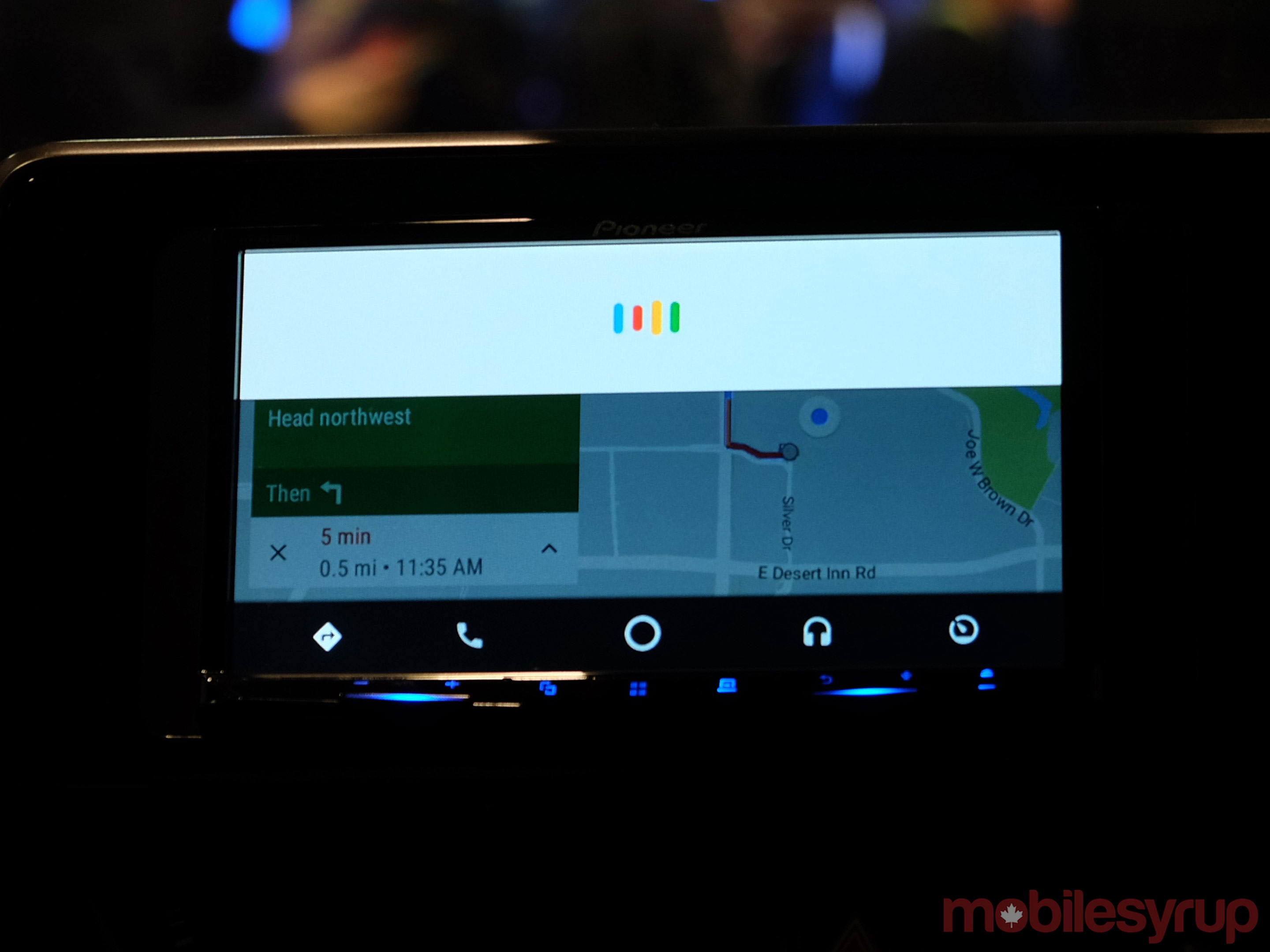 Google Assistant Android Auto