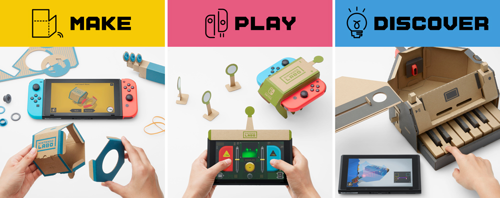 Make Play Discover Variety Kit