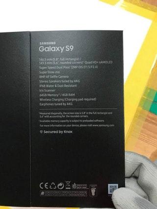 S9 Box