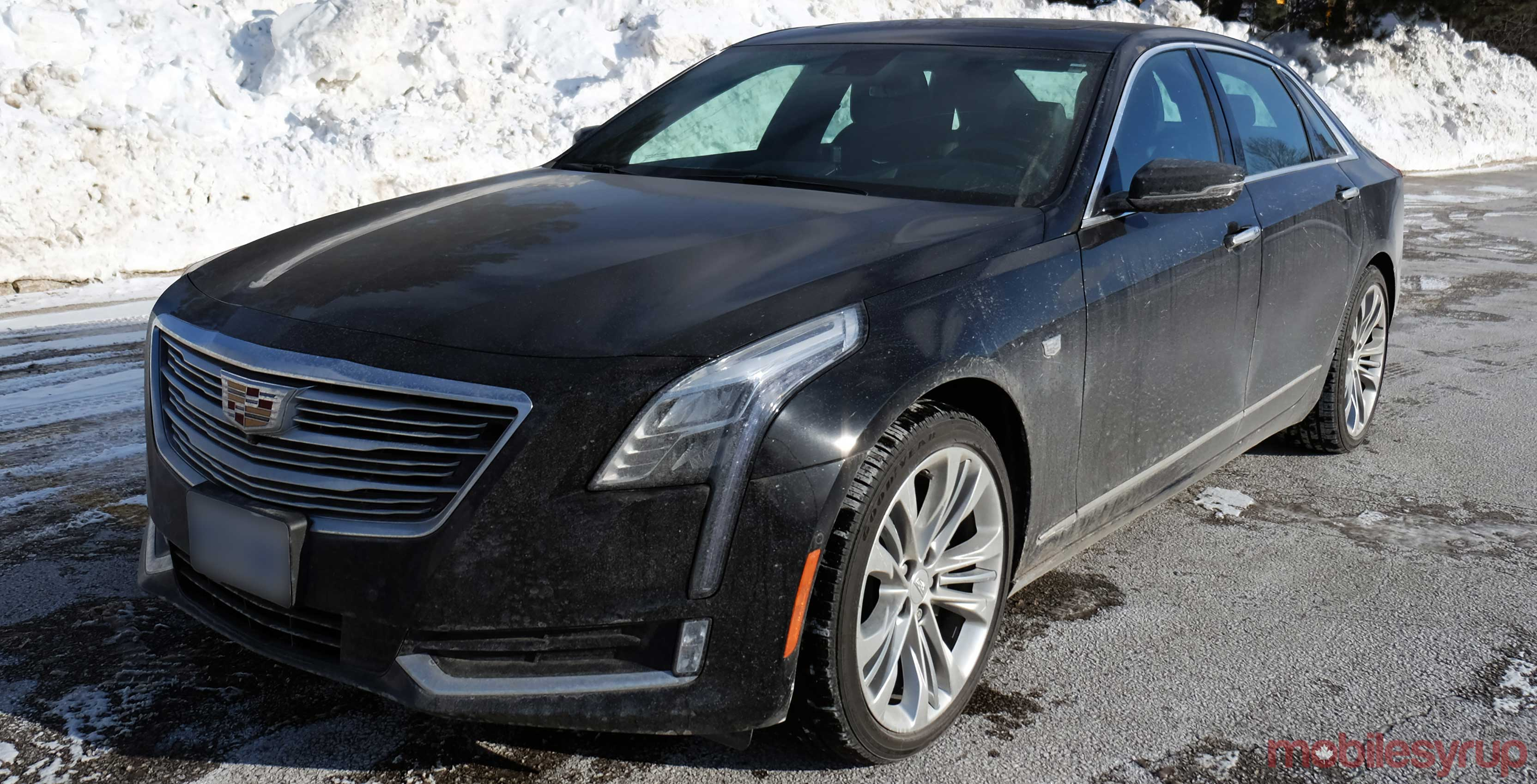 Super Cruise Cadillac CT6