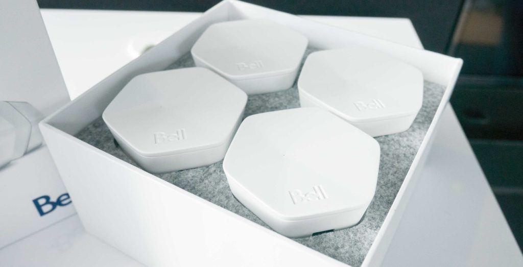 Bell Launches Whole Home Wi Fi Mesh Network Set For 5