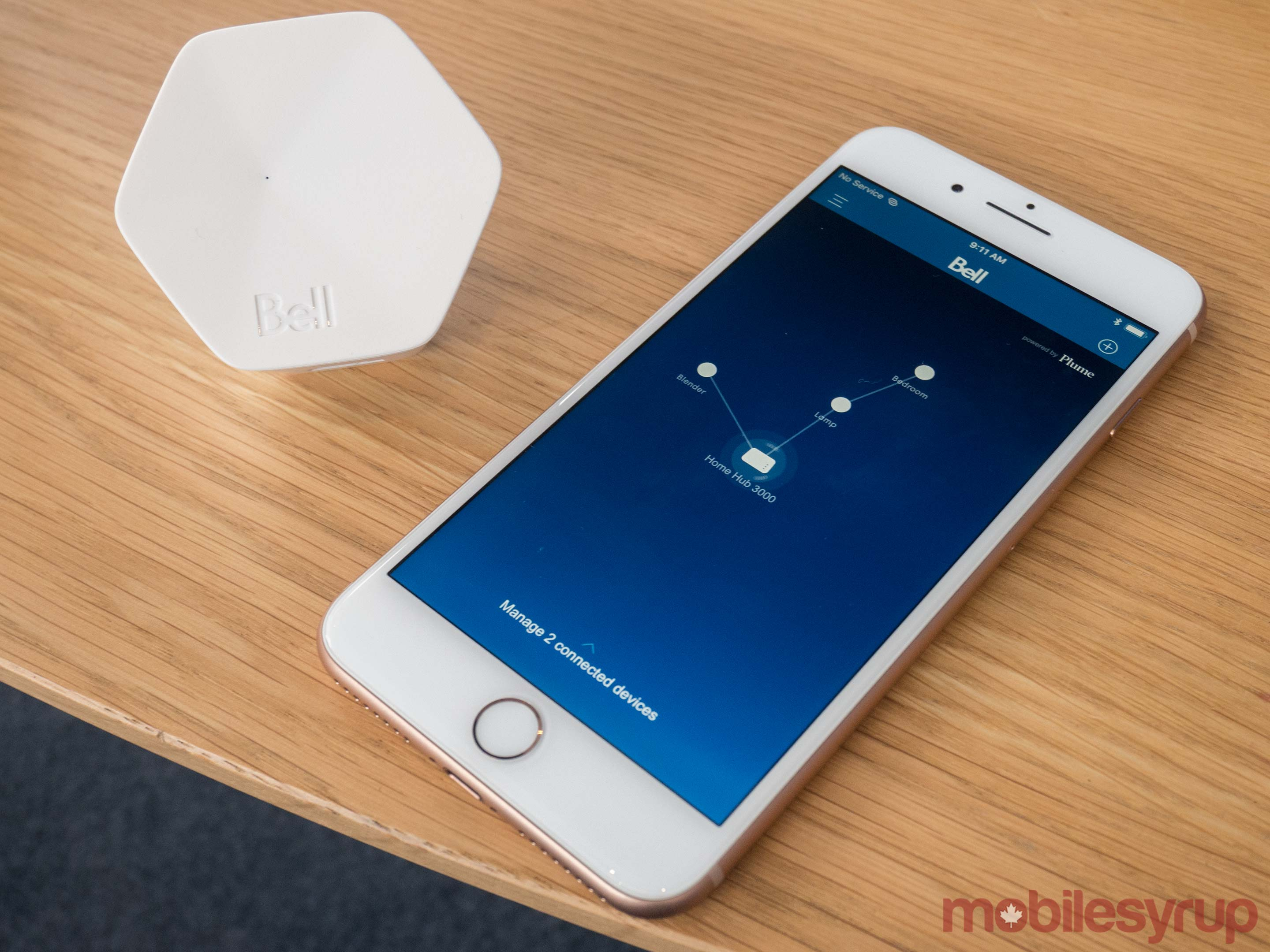 Bell launches Whole Home Wi-Fi mesh network set for $5 monthly fee