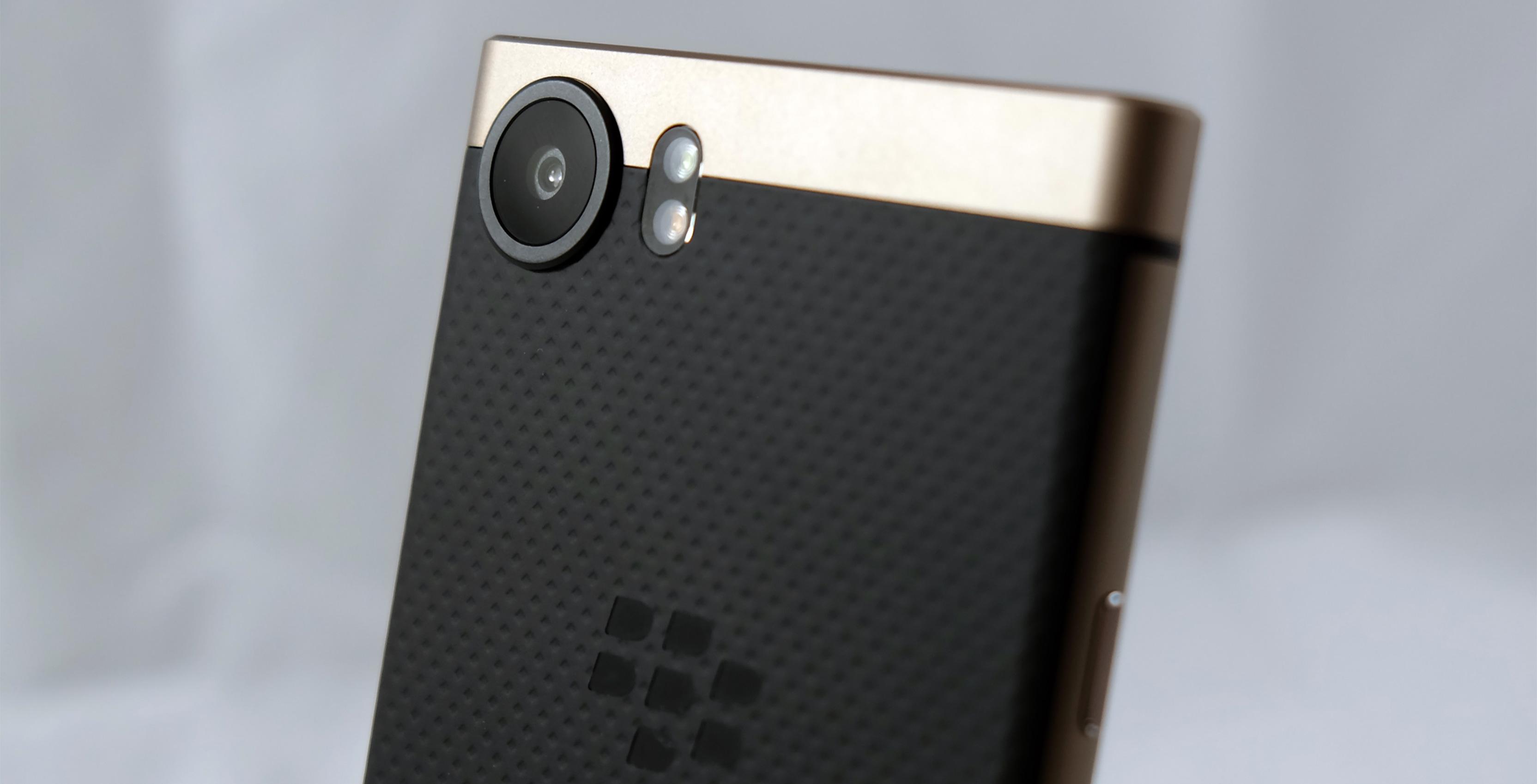 blackberry keyone bronze