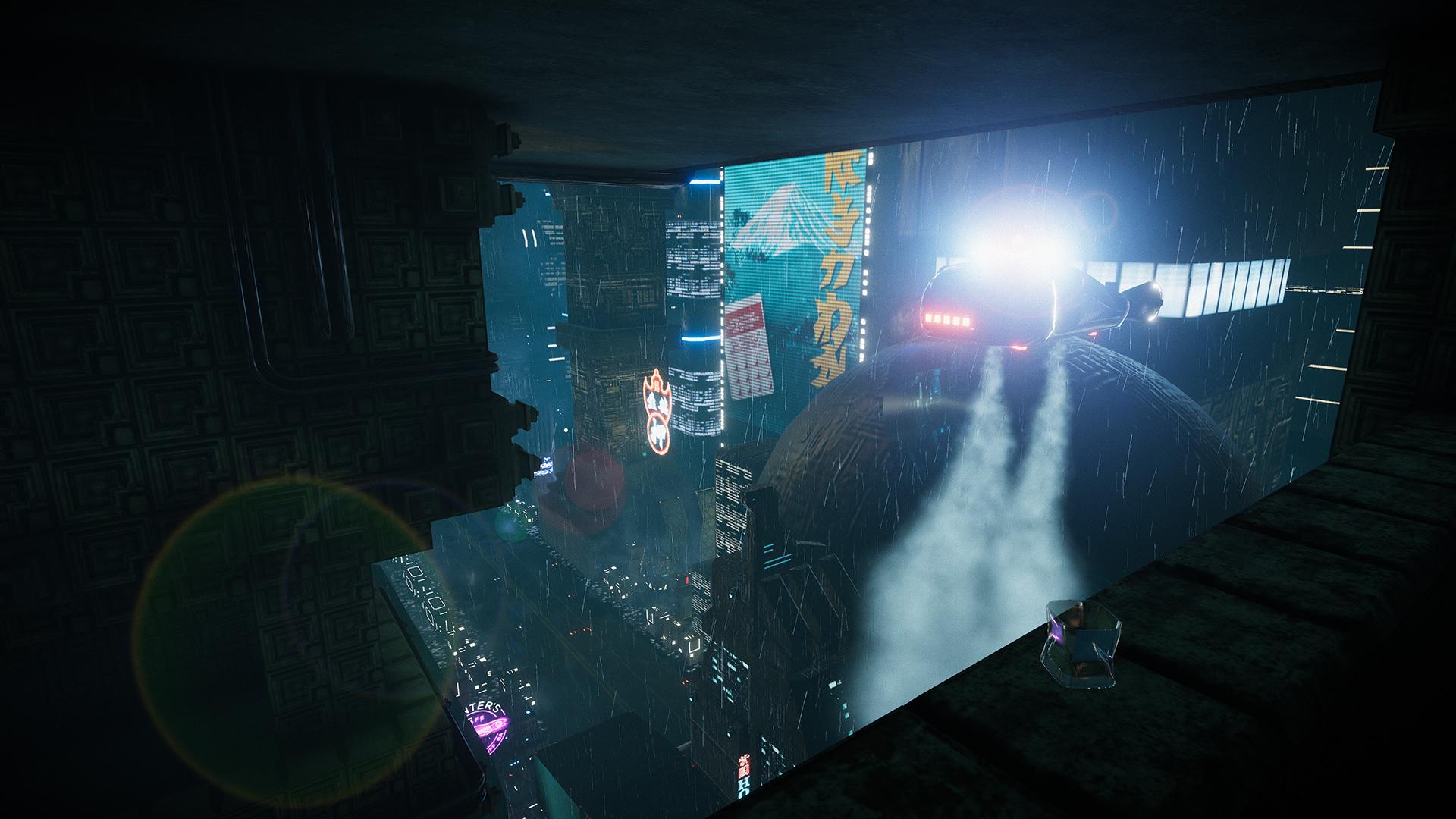 Blade Runner VR