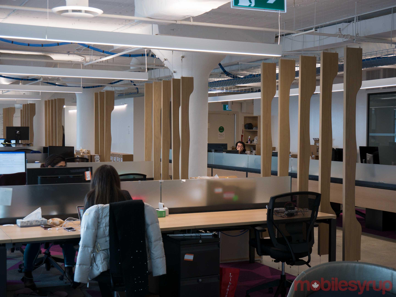 Ecobee office
