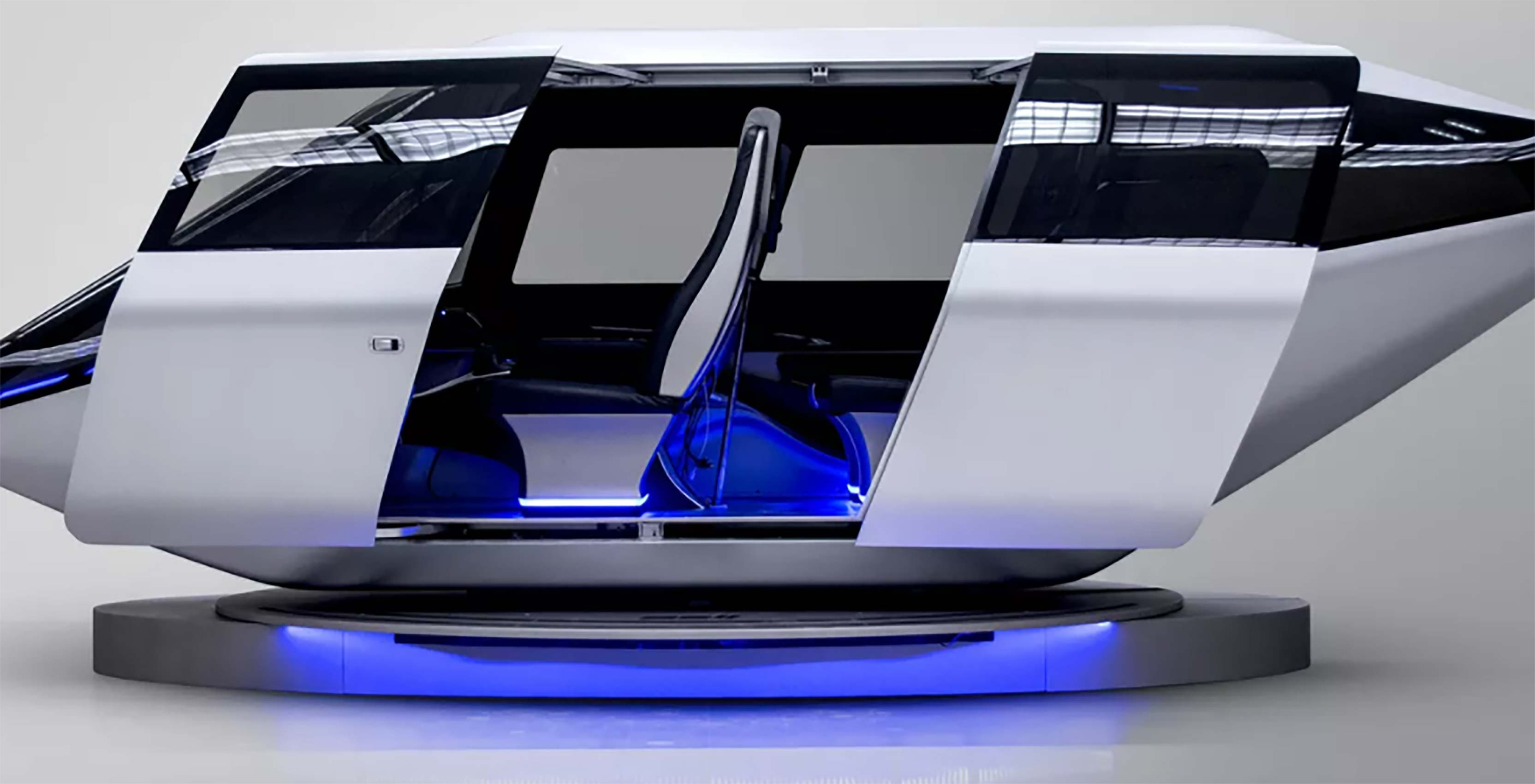 flying electric taxis