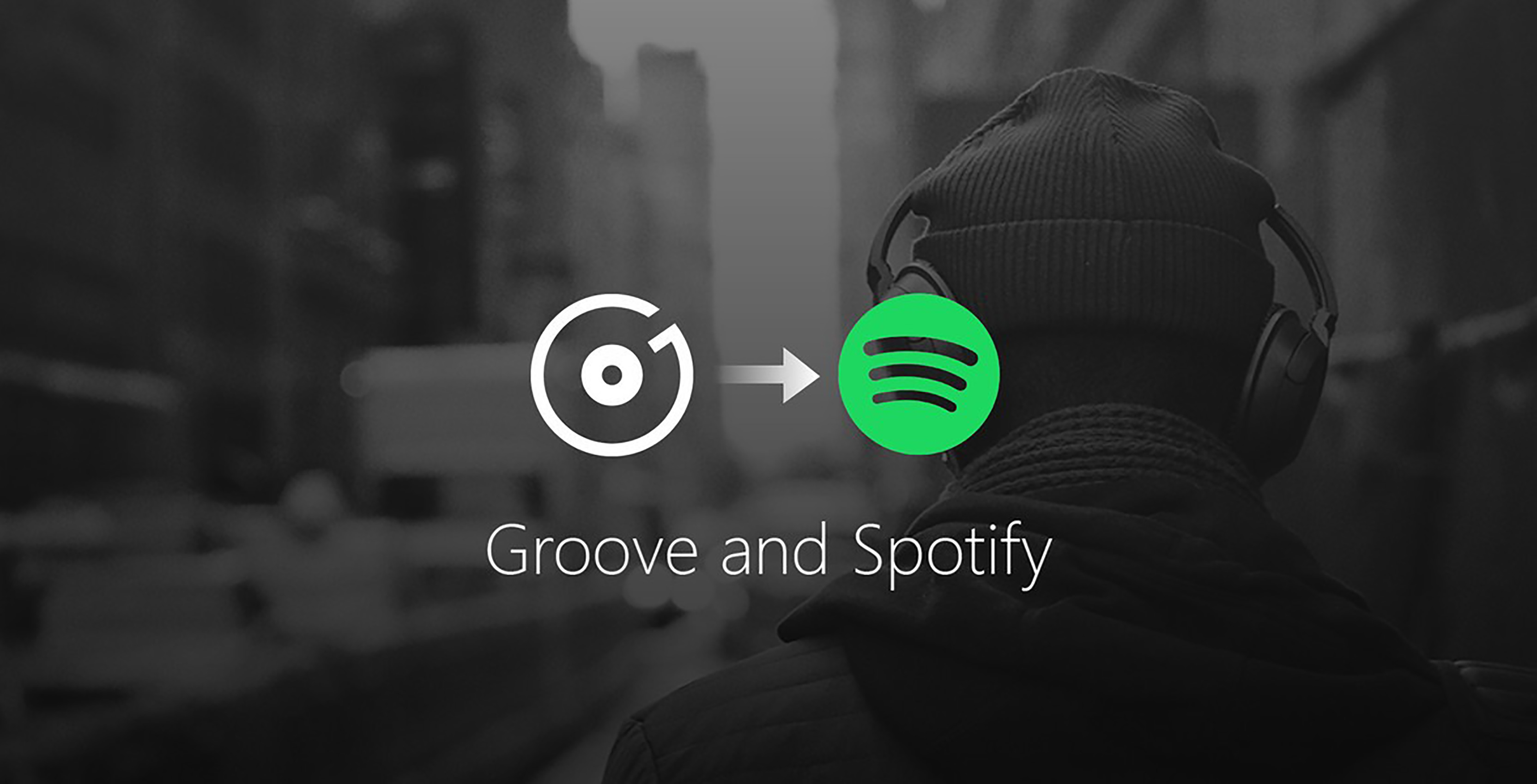 Groove Music users switch to Spotify