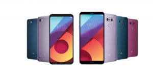 El LG G6 estará disponible en tres nuevos colores, mientras que el P6 estará disponible en dos nuevos colores