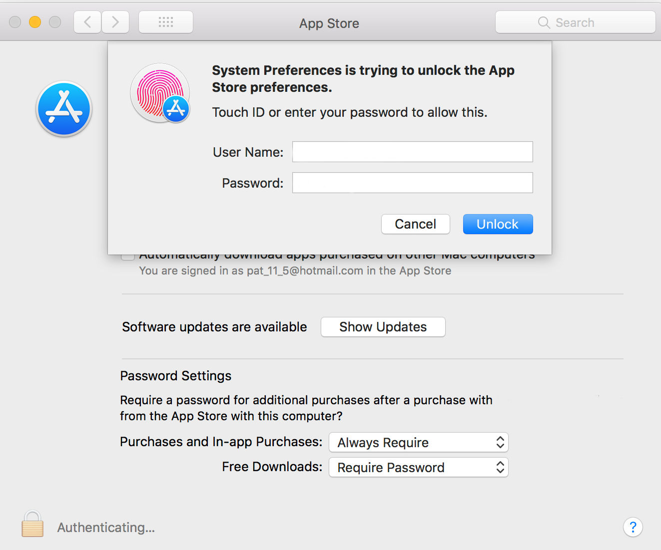 macOS security flaw