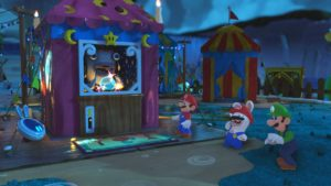 Mario + Rabbids Mario, Luigi y Rabbid