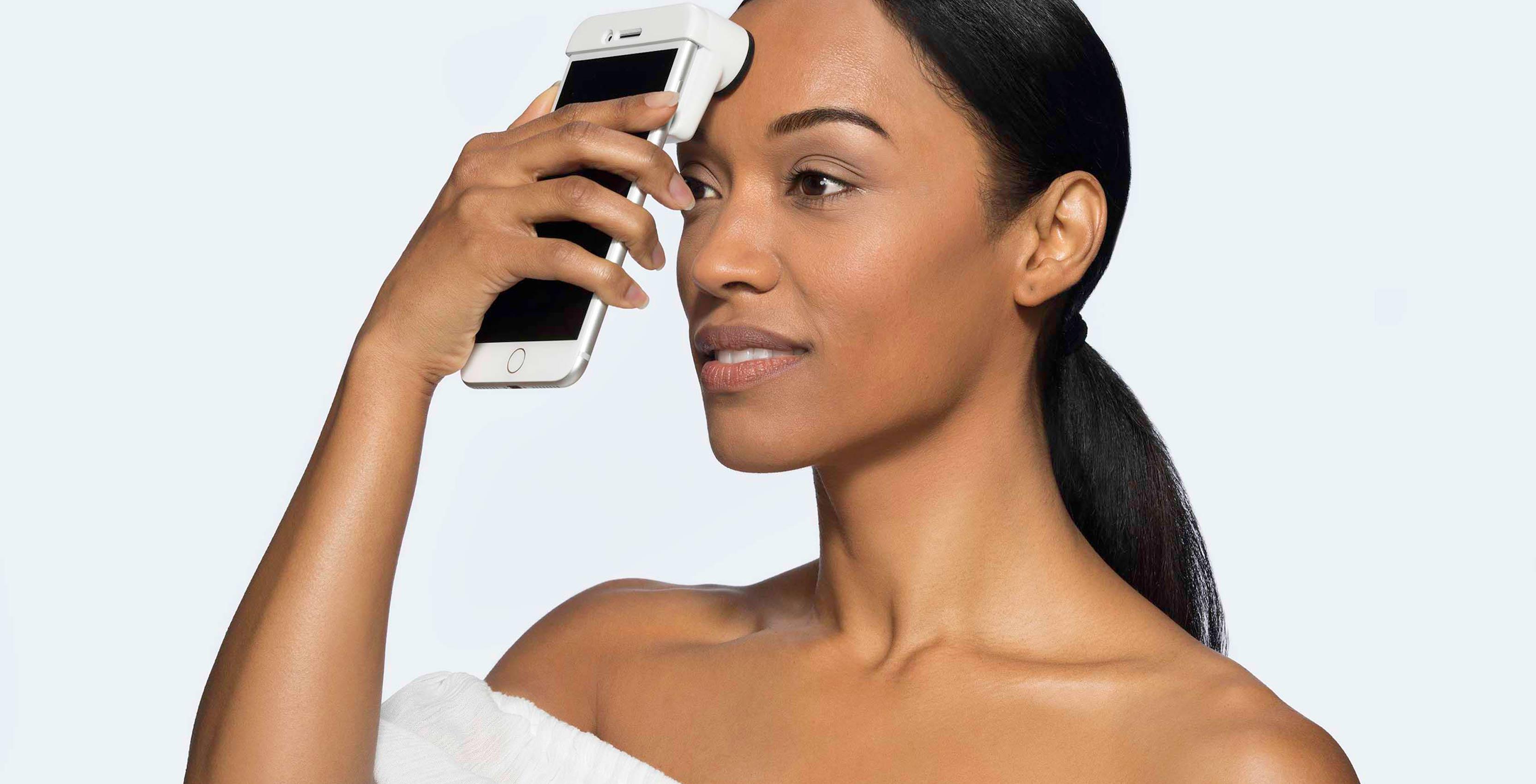 Neutrogena's SkinScanner tool
