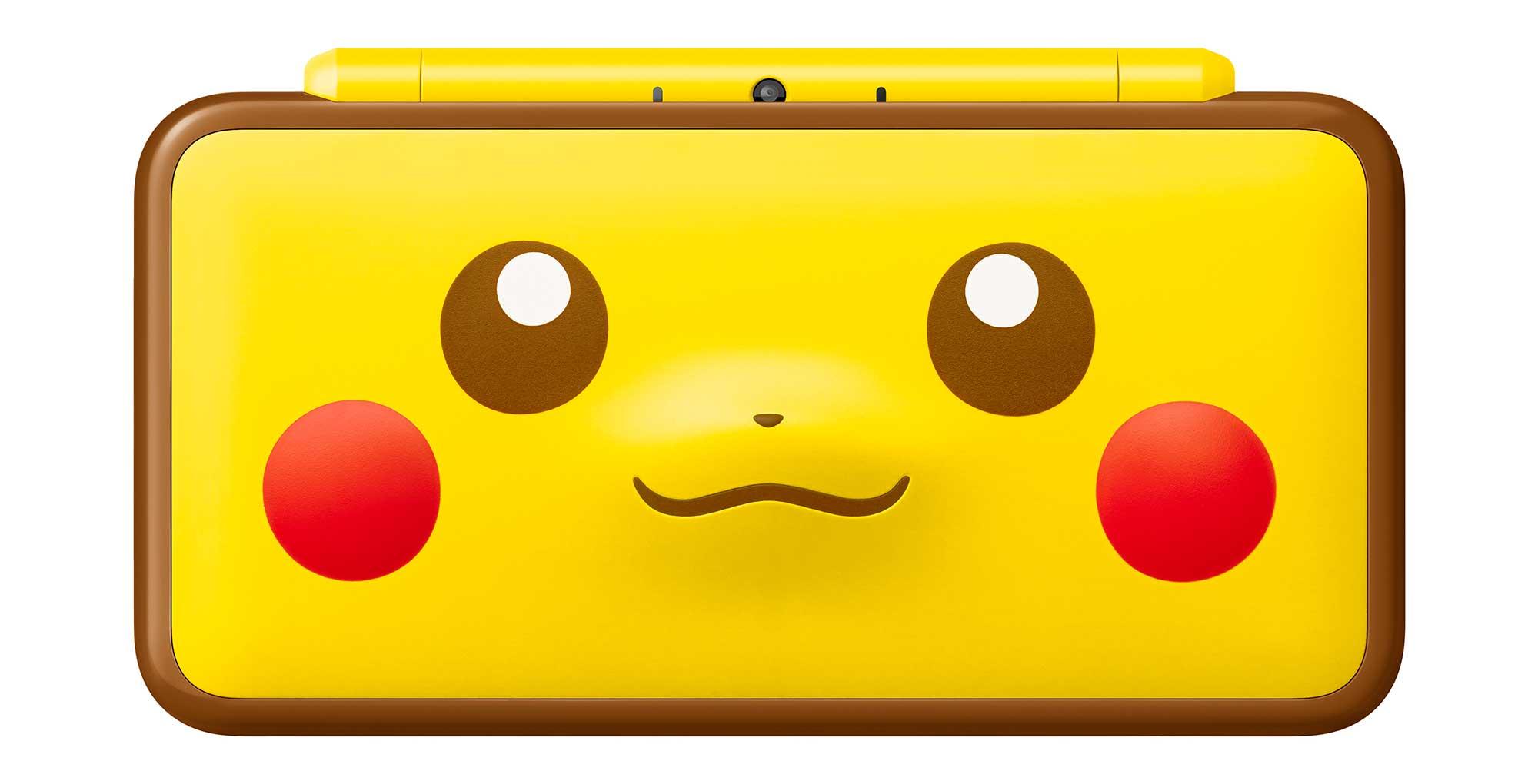 Pikachu 2DS XL