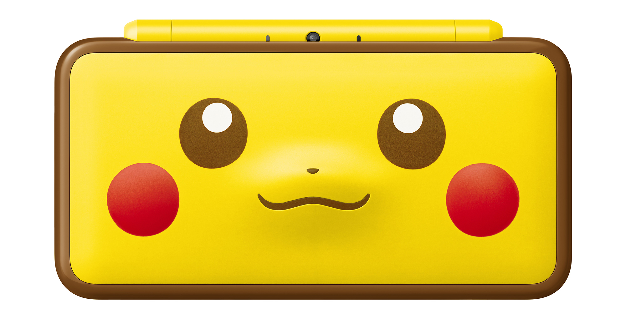 New 2DS XL Pikachu Edition launches January 26 in North America