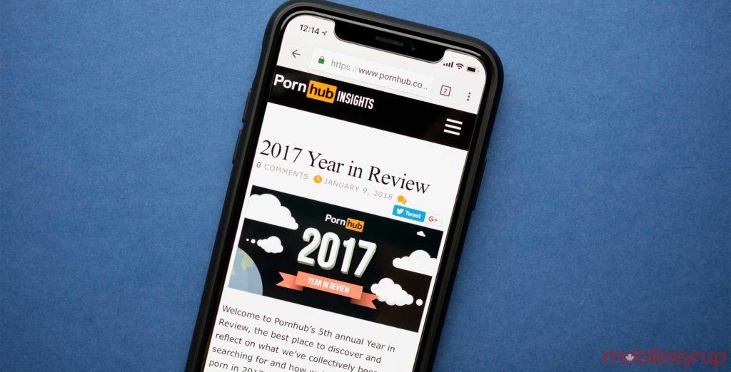 Porn hub mobile