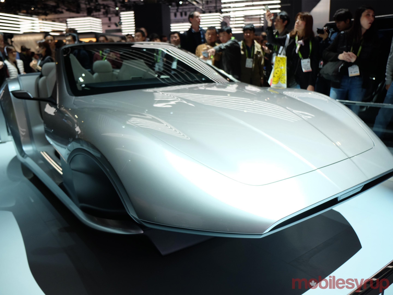 Samsung concept car