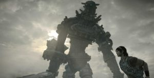 Shadow of the Colossus PS4 header
