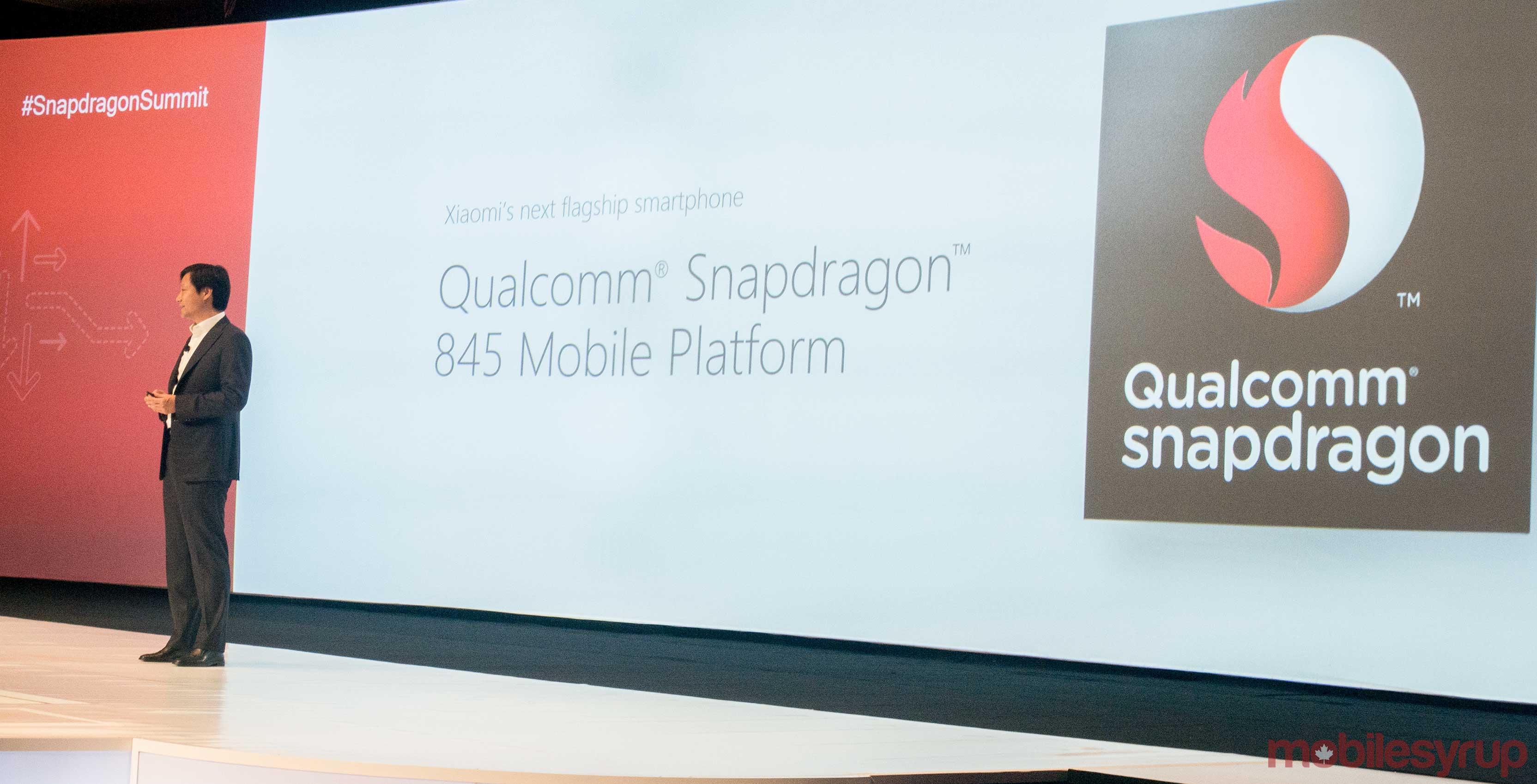 Snapdragon conference Xiaomi