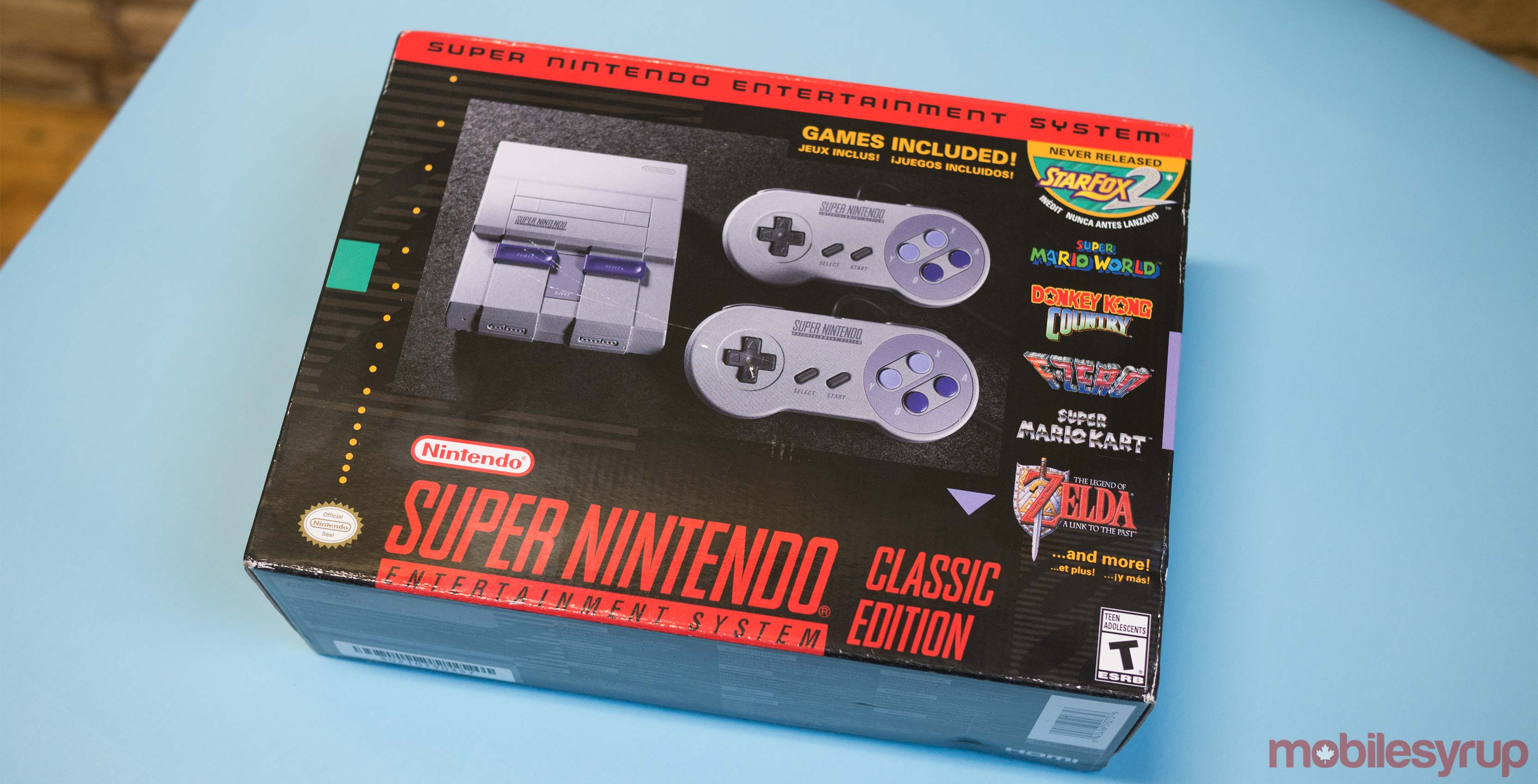 Best Buy Canada To Sell The Snes Classic Edition This