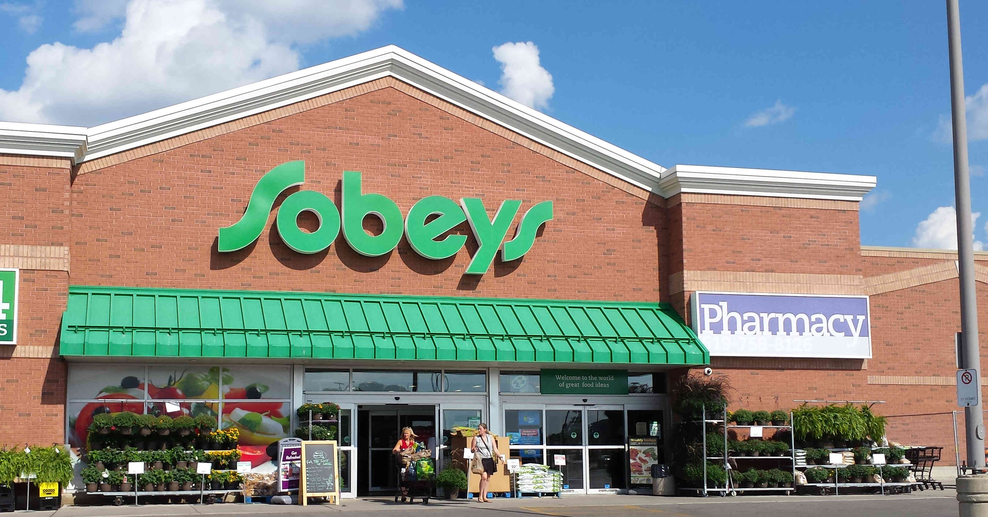 Ocado shares jump amid tie-up announcement with Canada's Sobeys