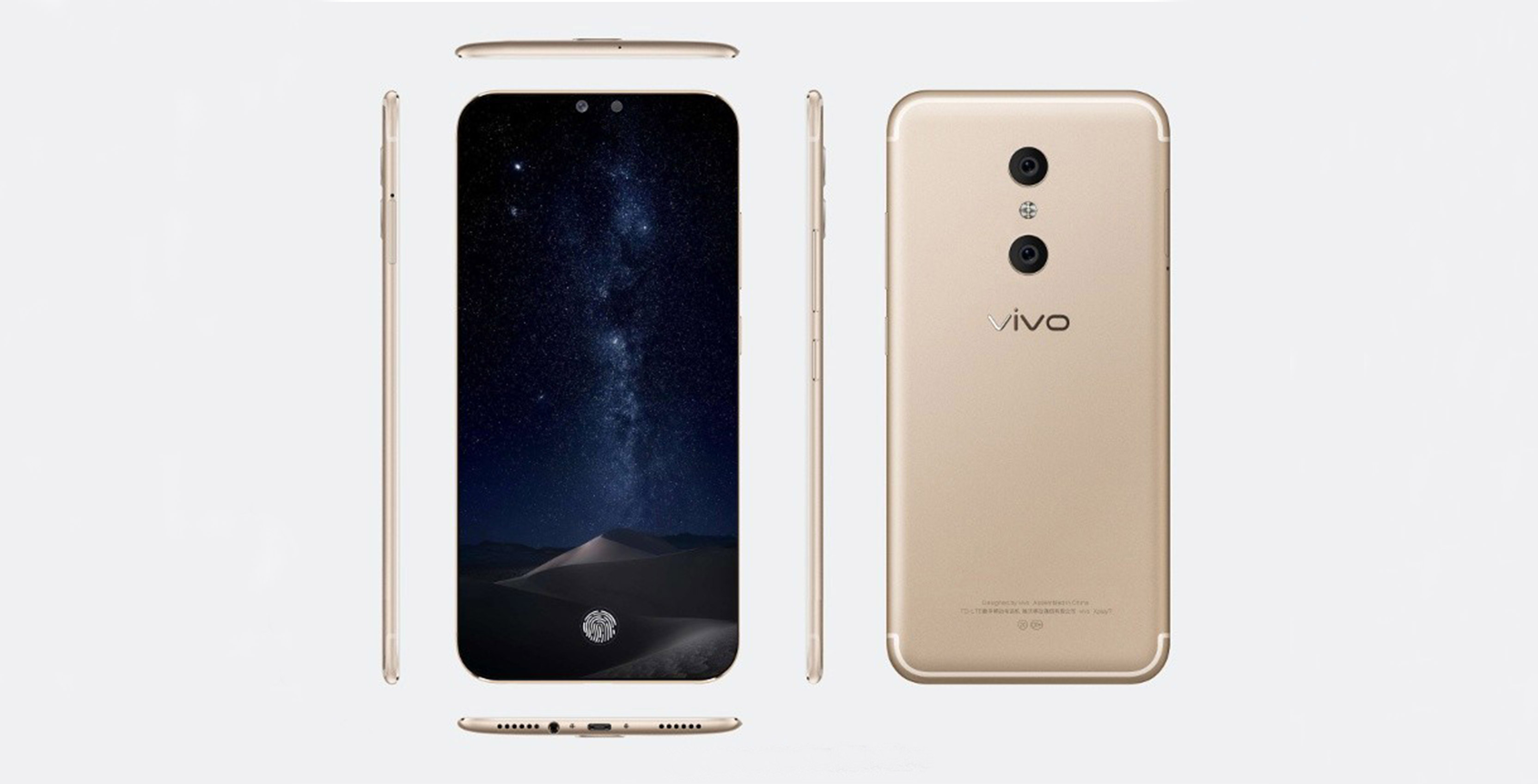 Vivo's upcoming Xplay 7 smartphone