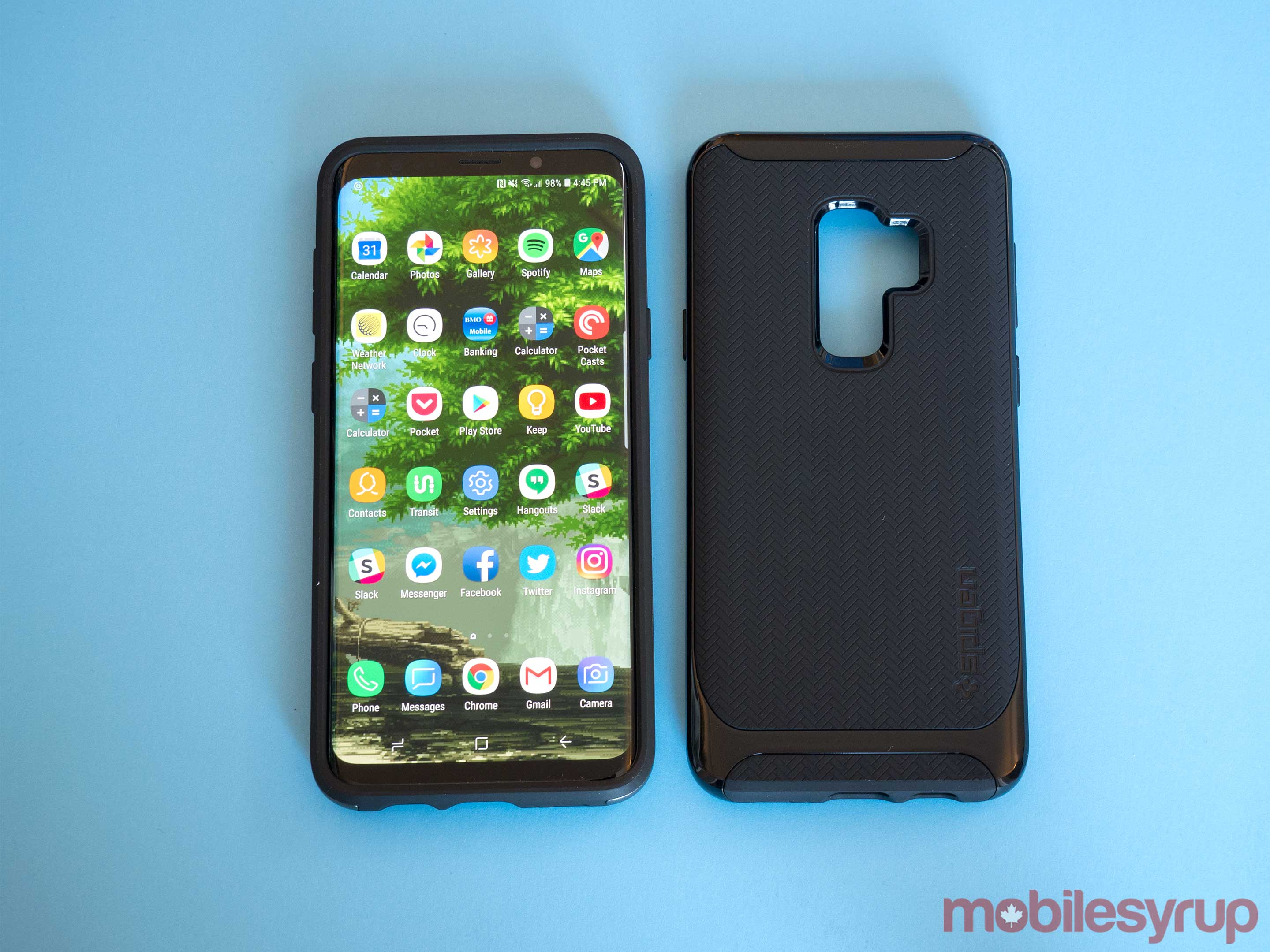best website cd29e e1235 Here are Spigen's Samsung Galaxy S9 and S9+ cases