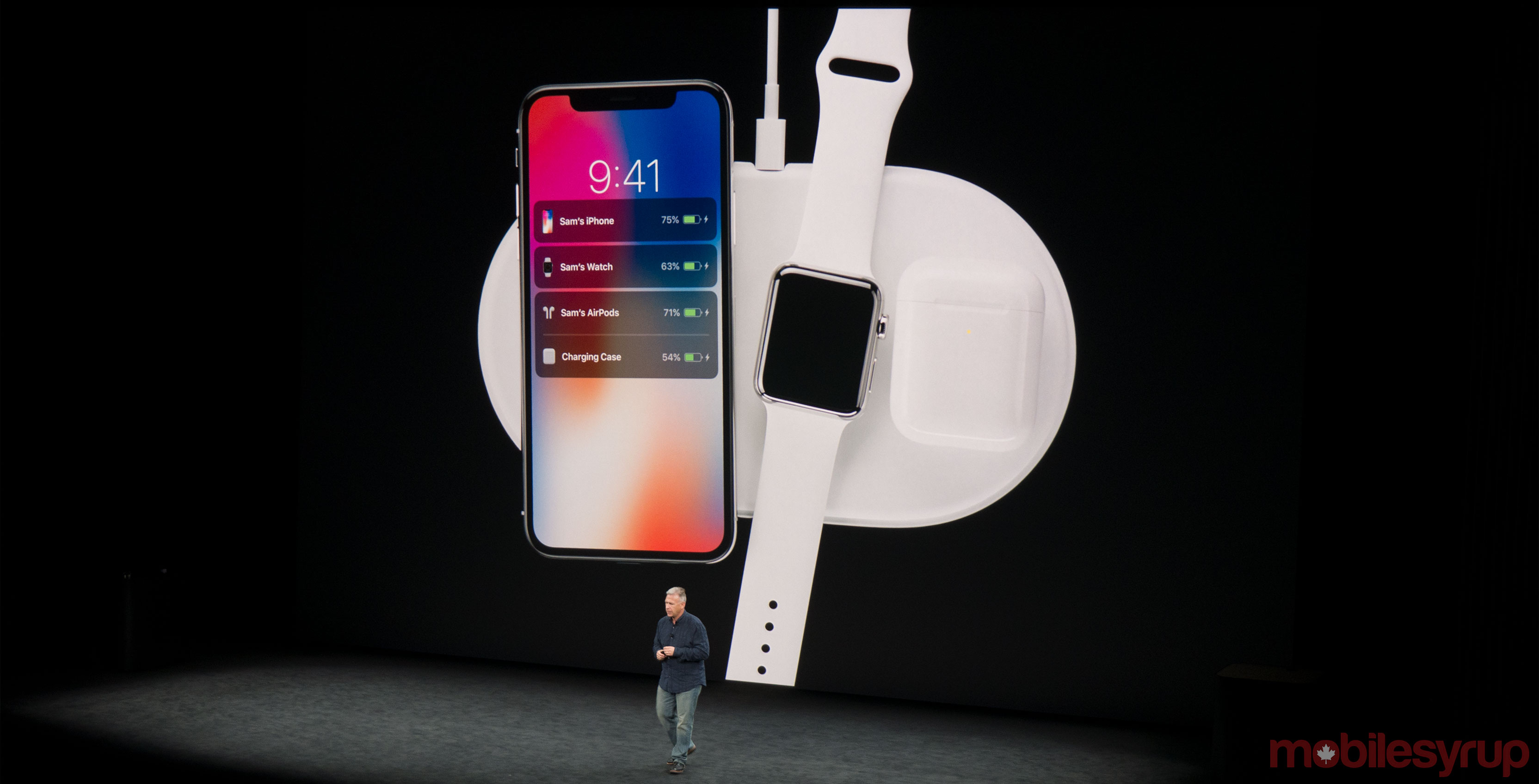 AirPower charging pad