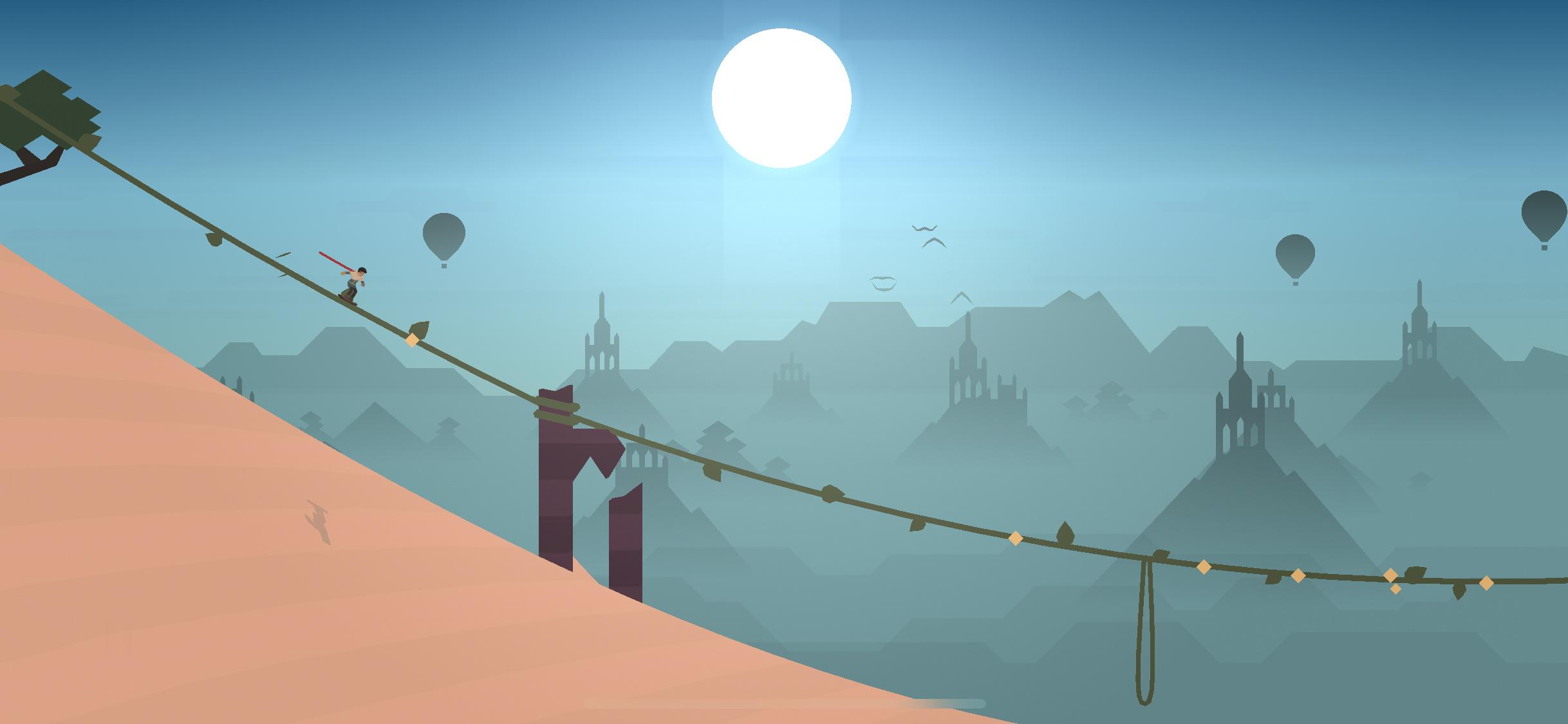 Alto's Odyssey desert