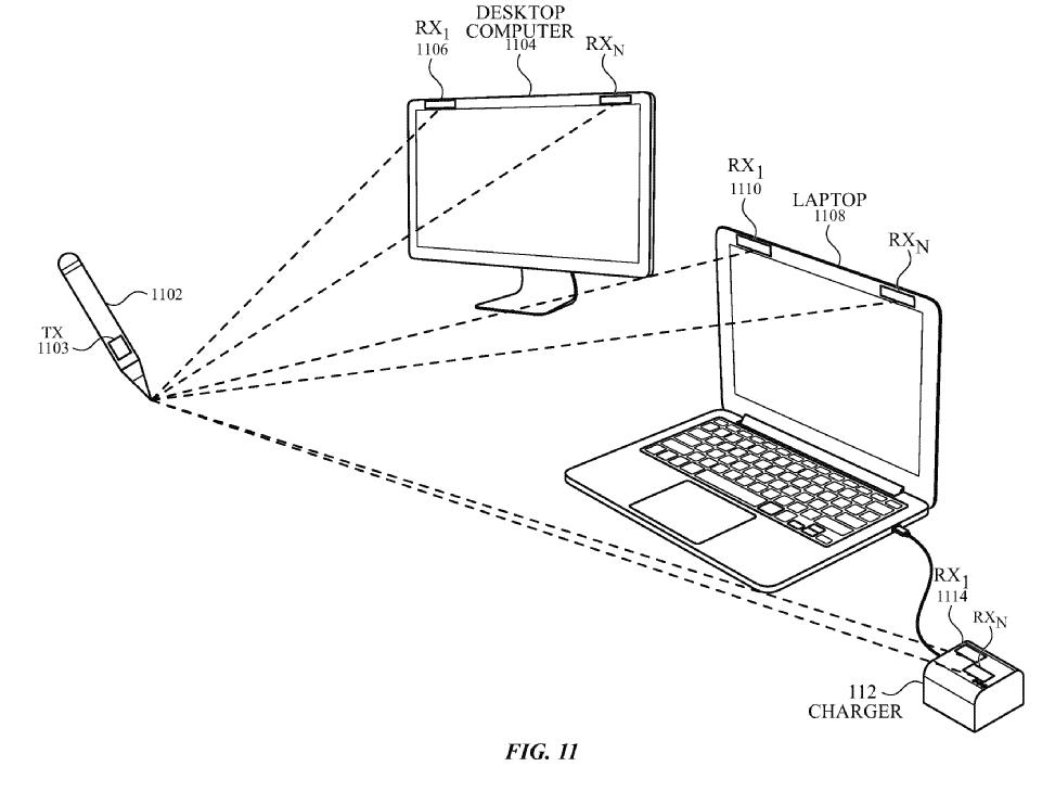 Apple Stylus patent