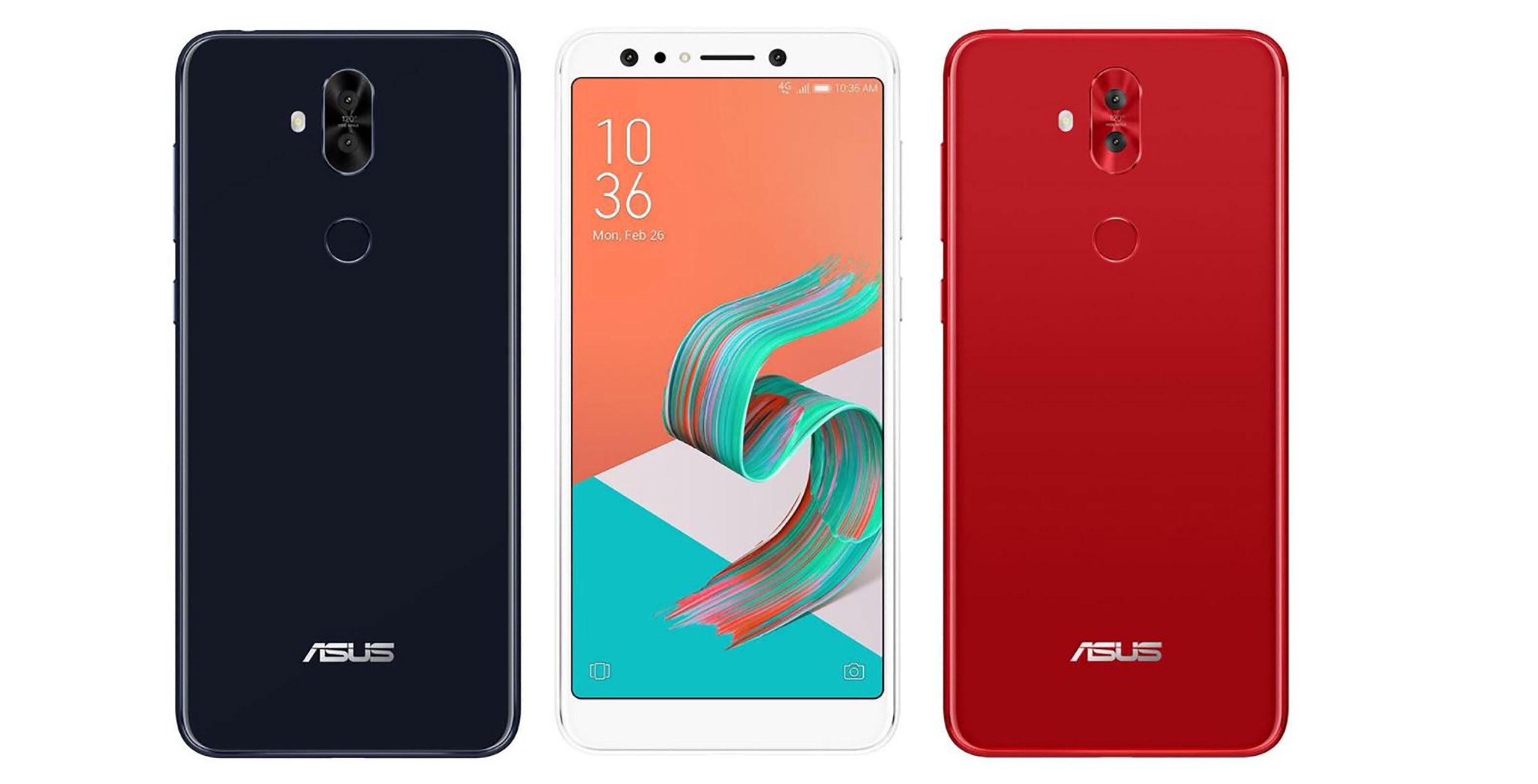 Asus ZenFone 5 Lite leaked by Evan Blass