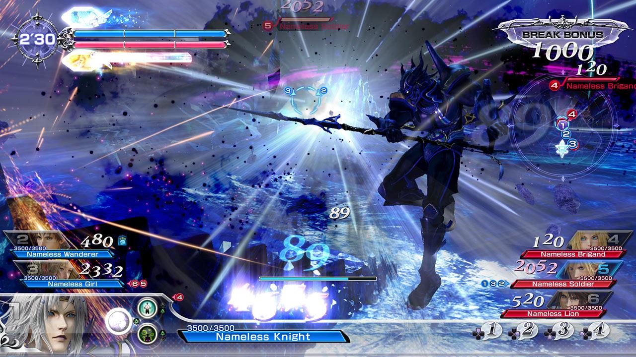 Dissidia Final Fantasy NT Cecil