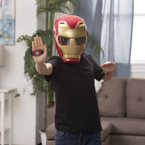 Hasbro Iron Man AR gauntlet