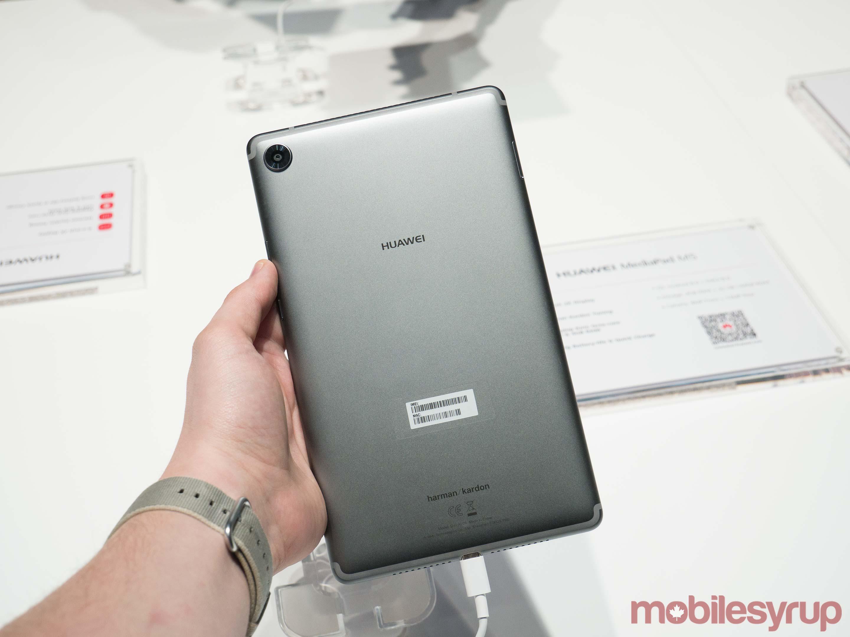MediaPad 5 tablet