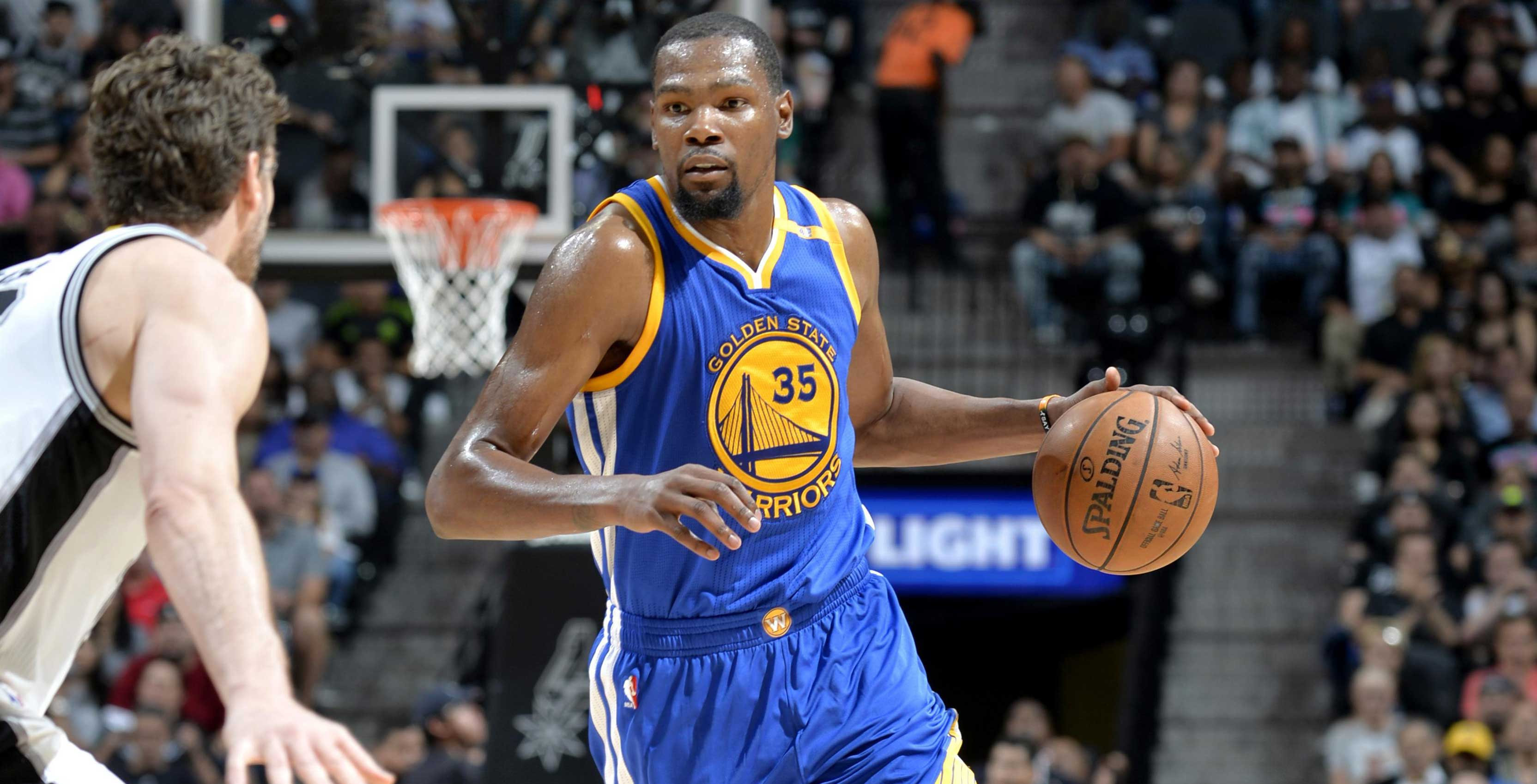 NBA Kevin Durant game