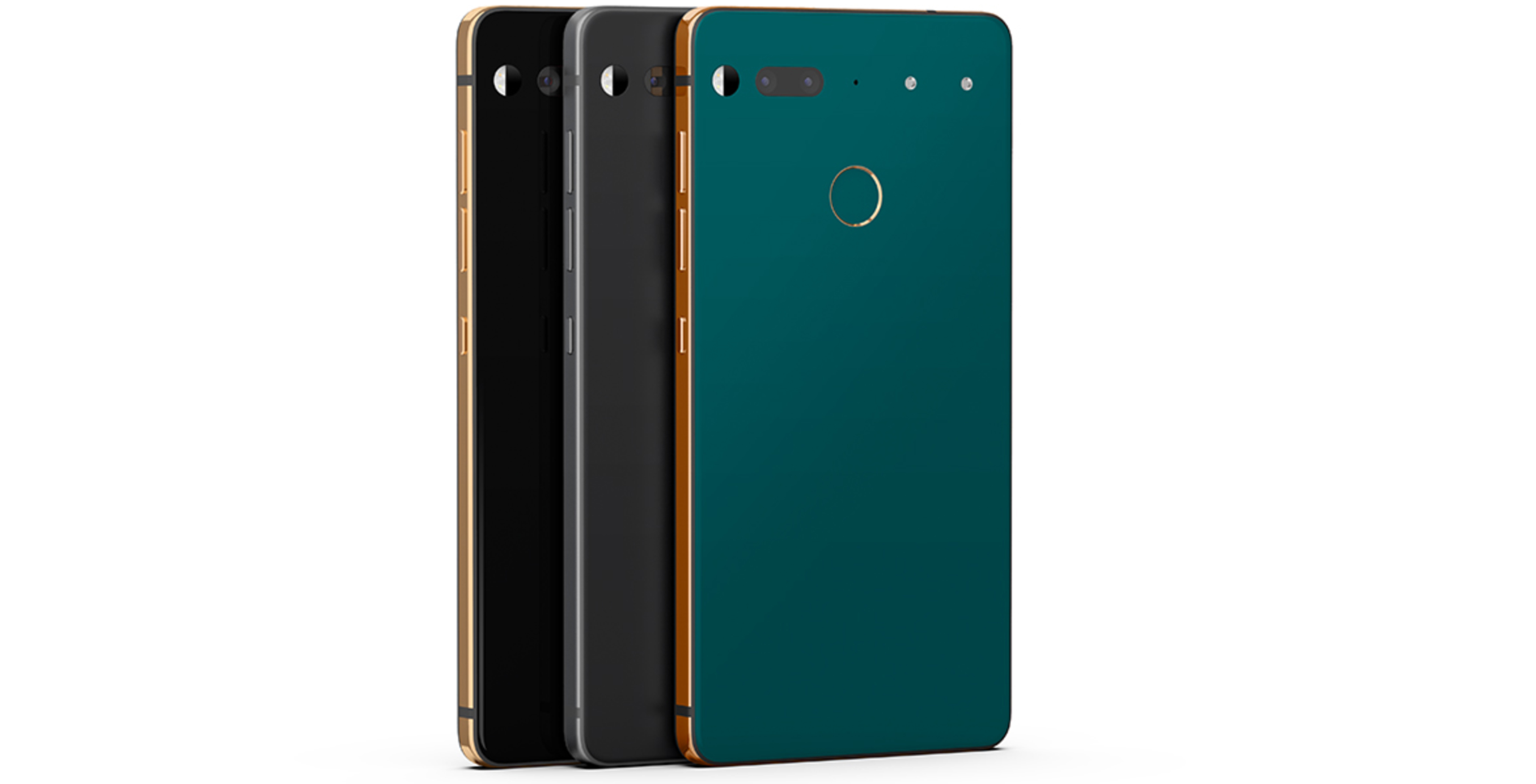 The Essential Phone now has new (and more expensive) limited color editions